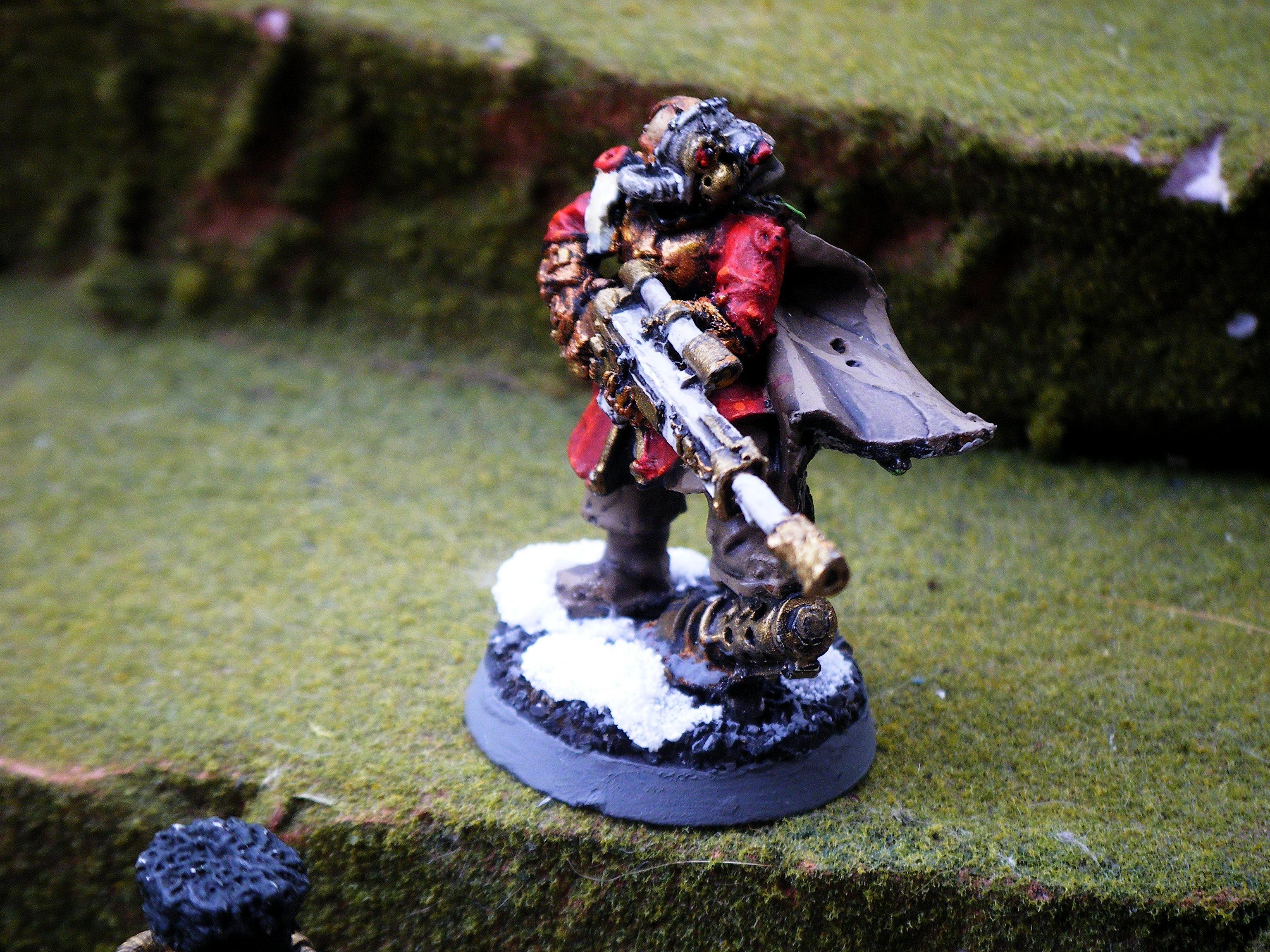 Imperial Guard, sniper