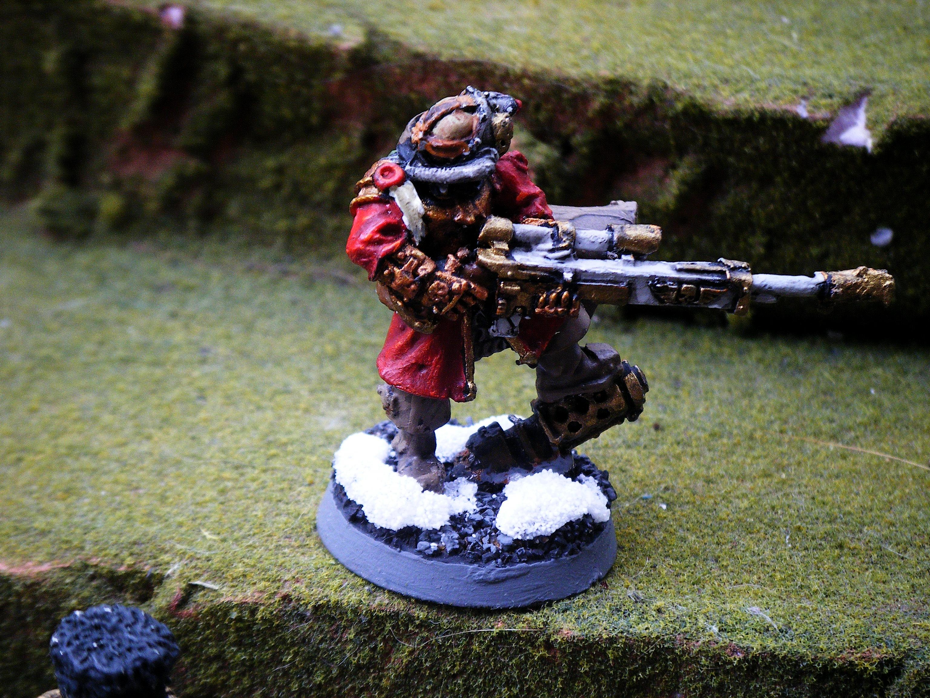Imperial Guard, sniper side