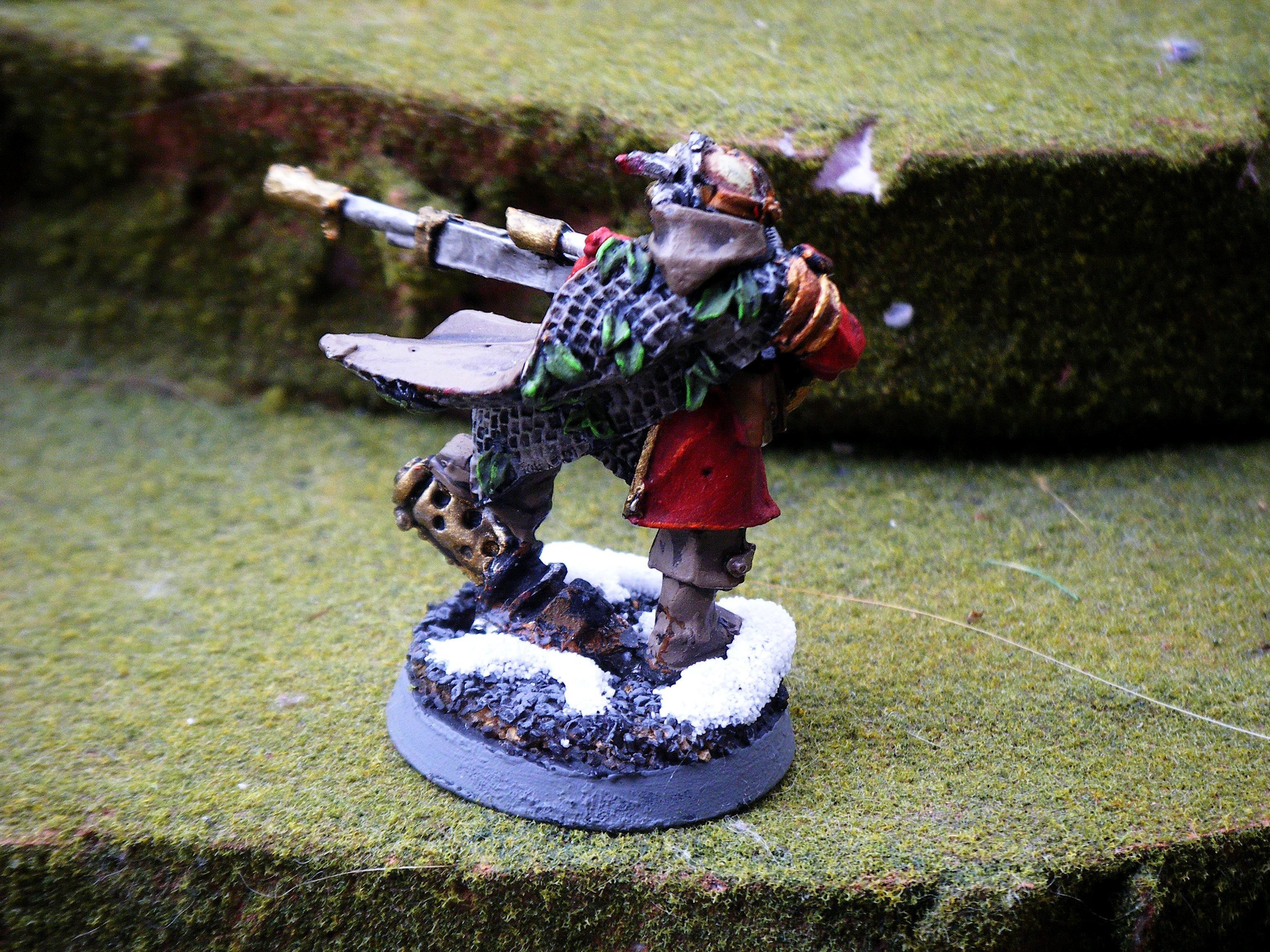 Imperial Guard, sniper back