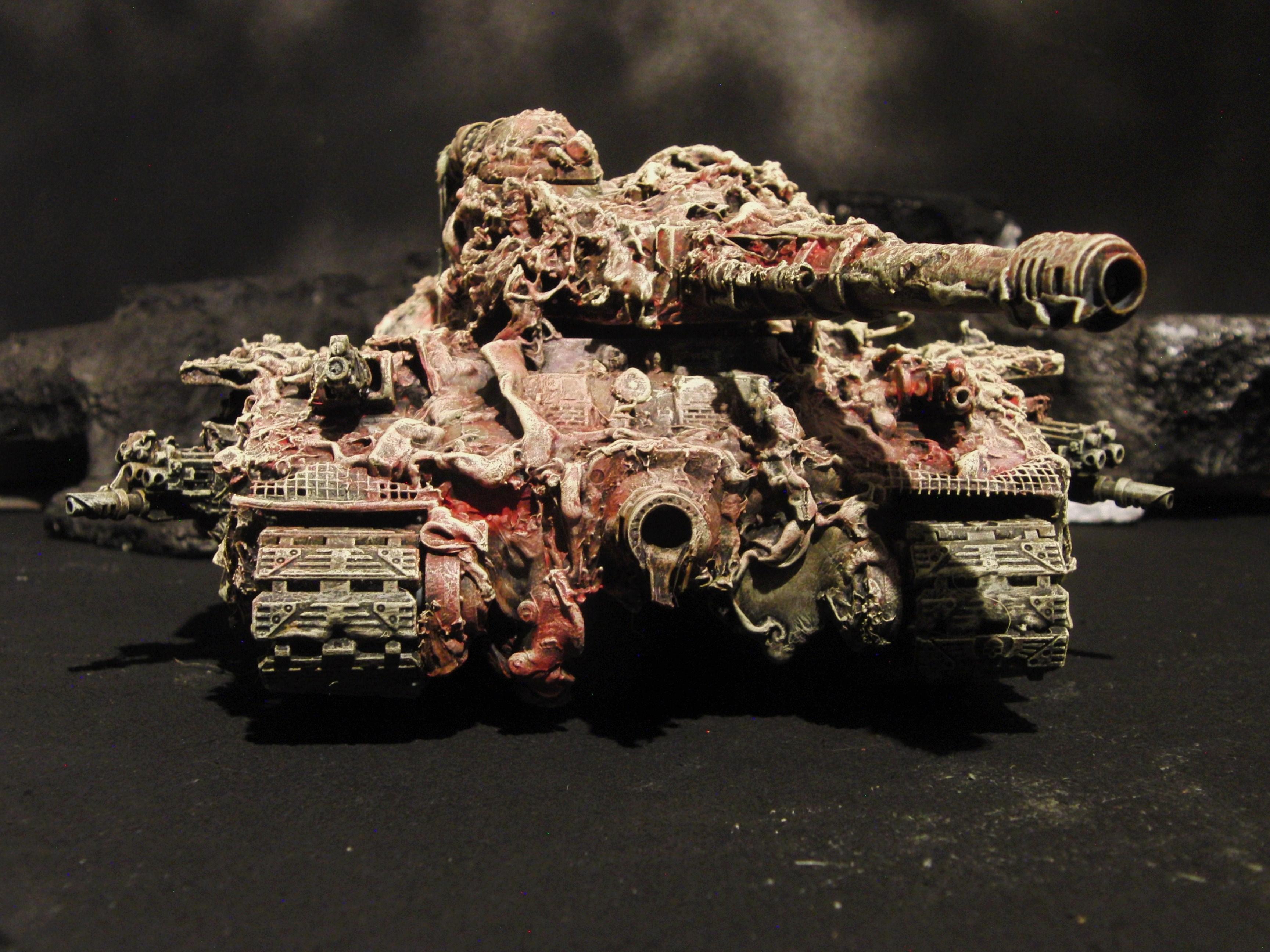 Baneblade, Chaos, Nurgle, Super-heavy, Tank, Traitor Guard