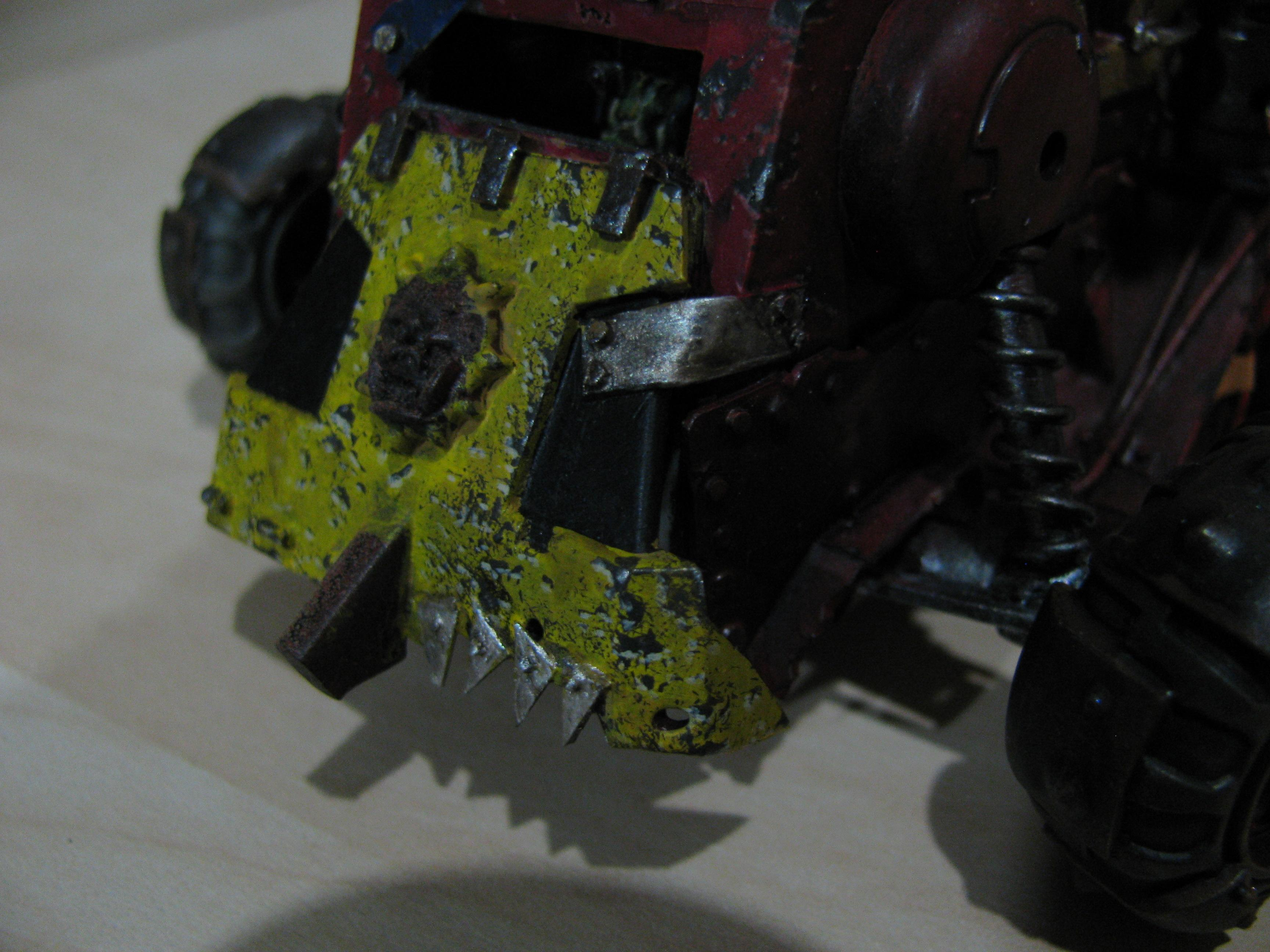 Conversion, Orks, Trukk, Warhammer 40,000