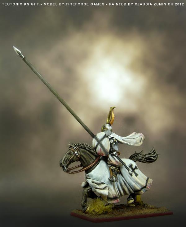 Crusader, Historical, Knights, Teutonic