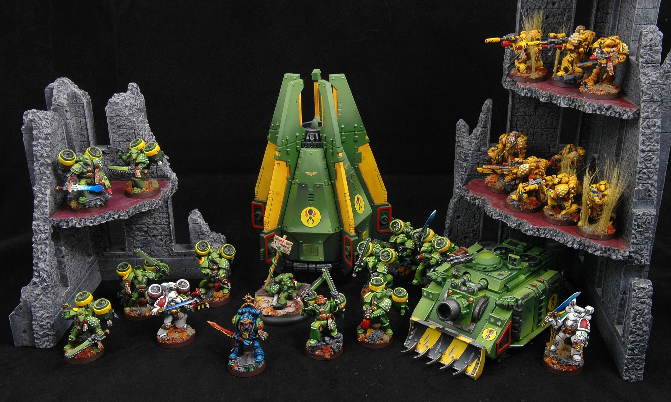 1000, Adepticon, Mantis Warriors, Rogue Trader, Space Marines, Warhammer 40,000