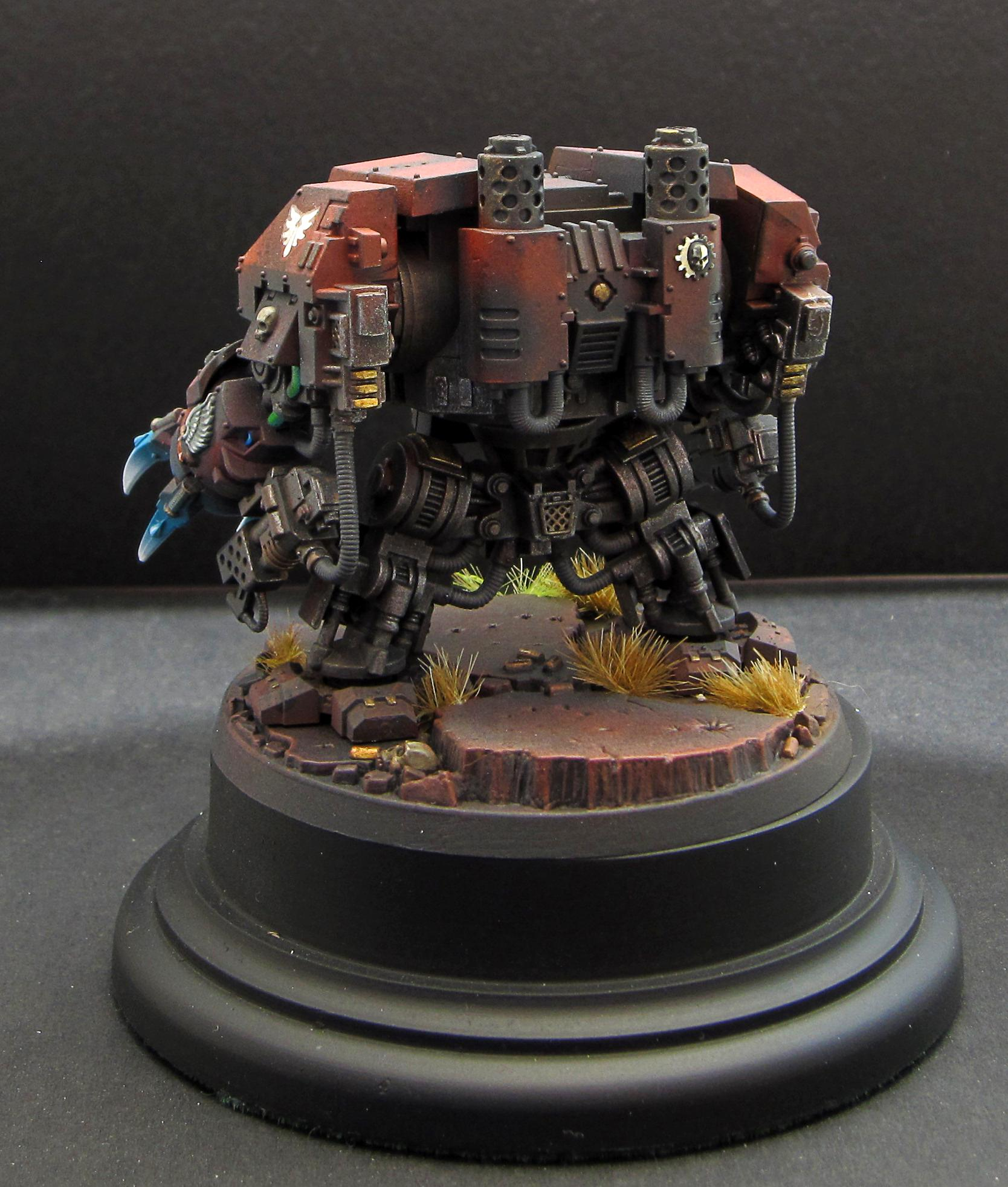Blood Angels, Blood Talons, Dreadnought, Furioso