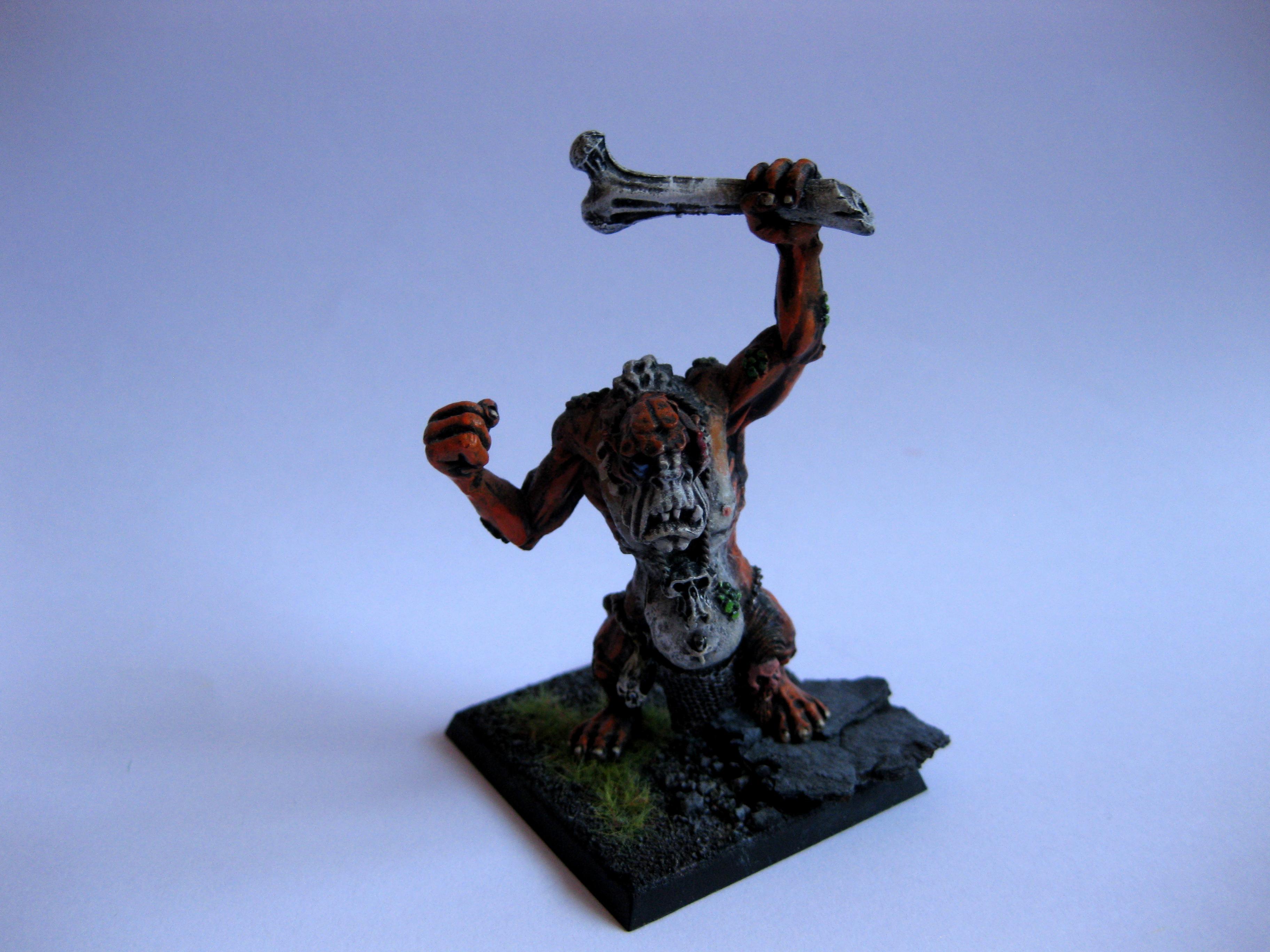 Goblins, Night, Orcs, Troll, Warhammer Fantasy