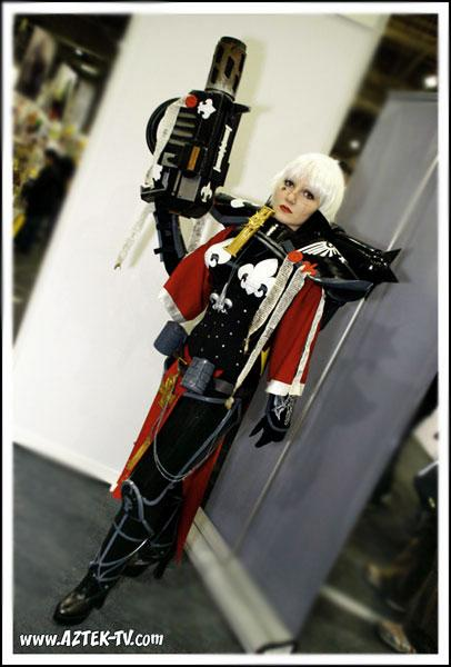 Cosplay, Sisters Of Battle