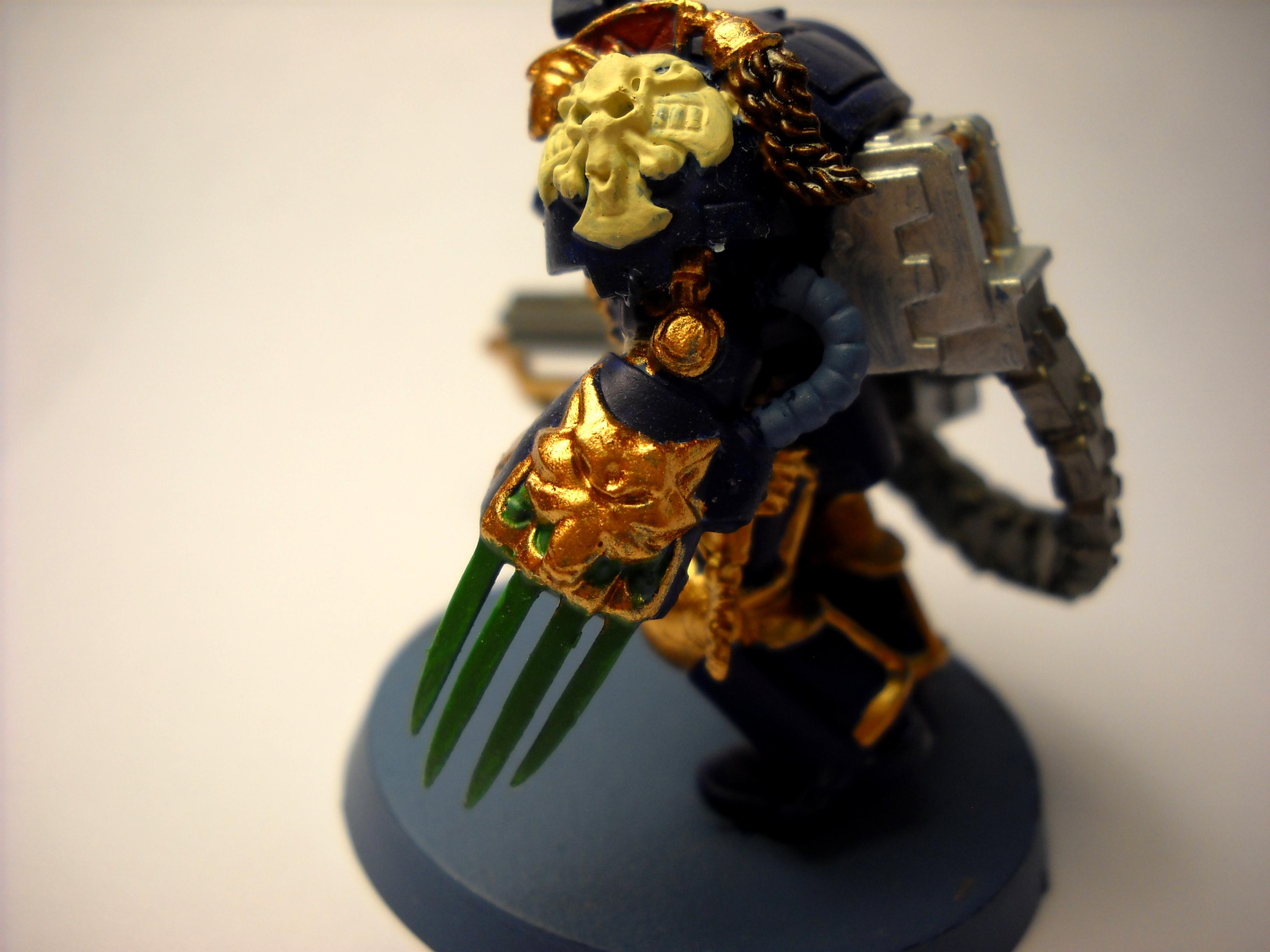 Chaos Space Marines, Painting