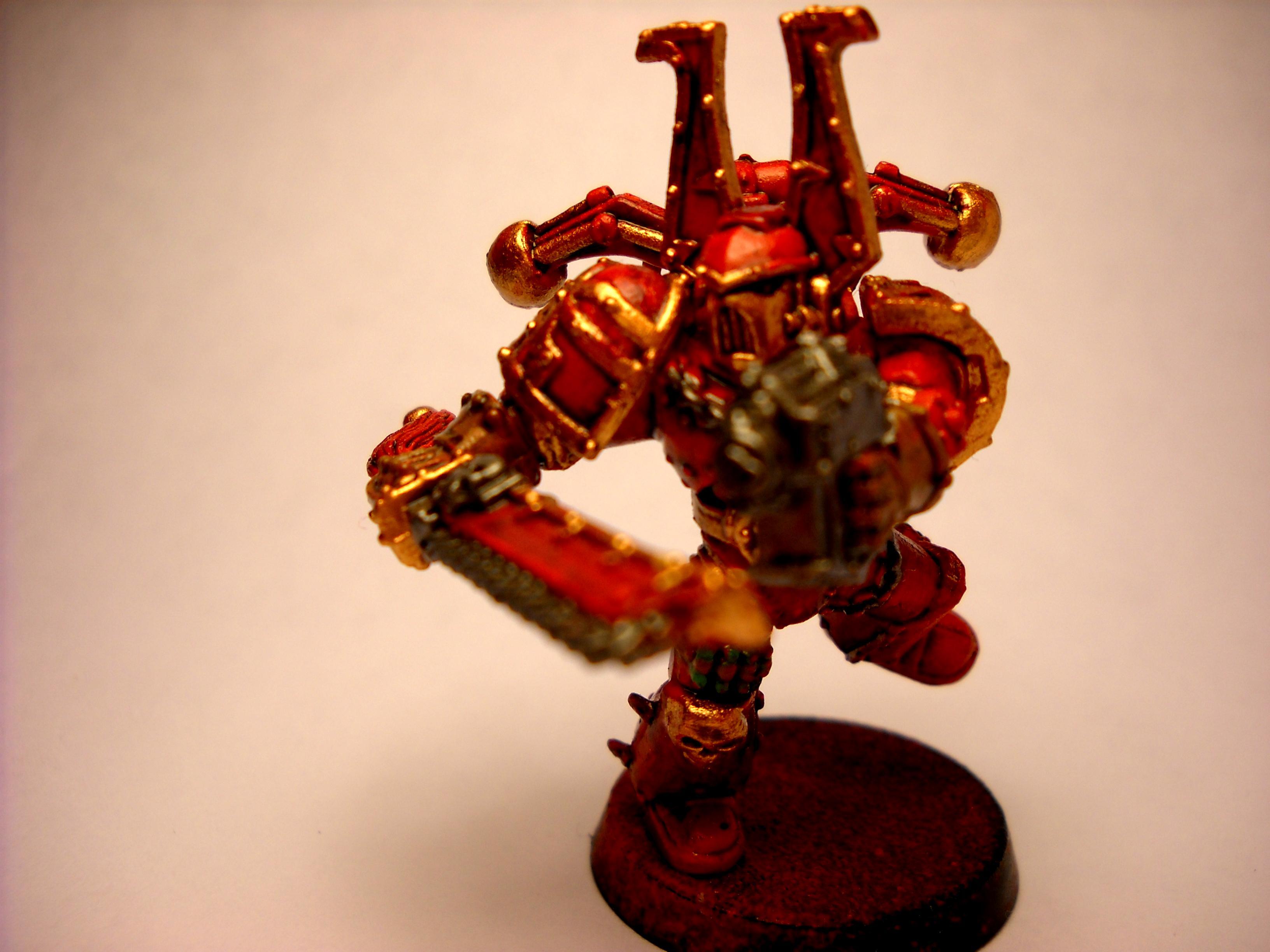 Berserkers, Chaos Space Marines, Khrone