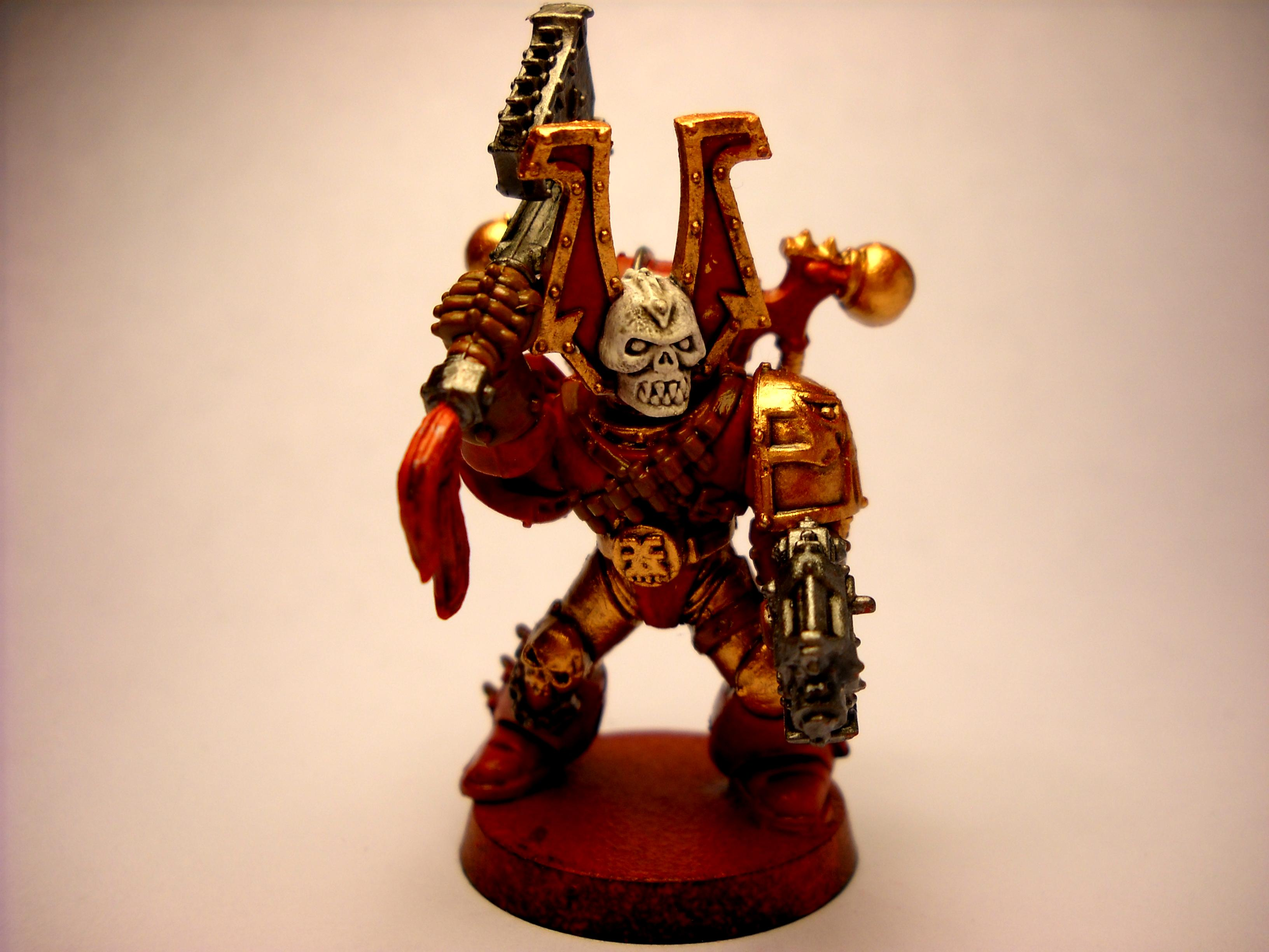 Berserkers, Chaos Space Marines, Khrone