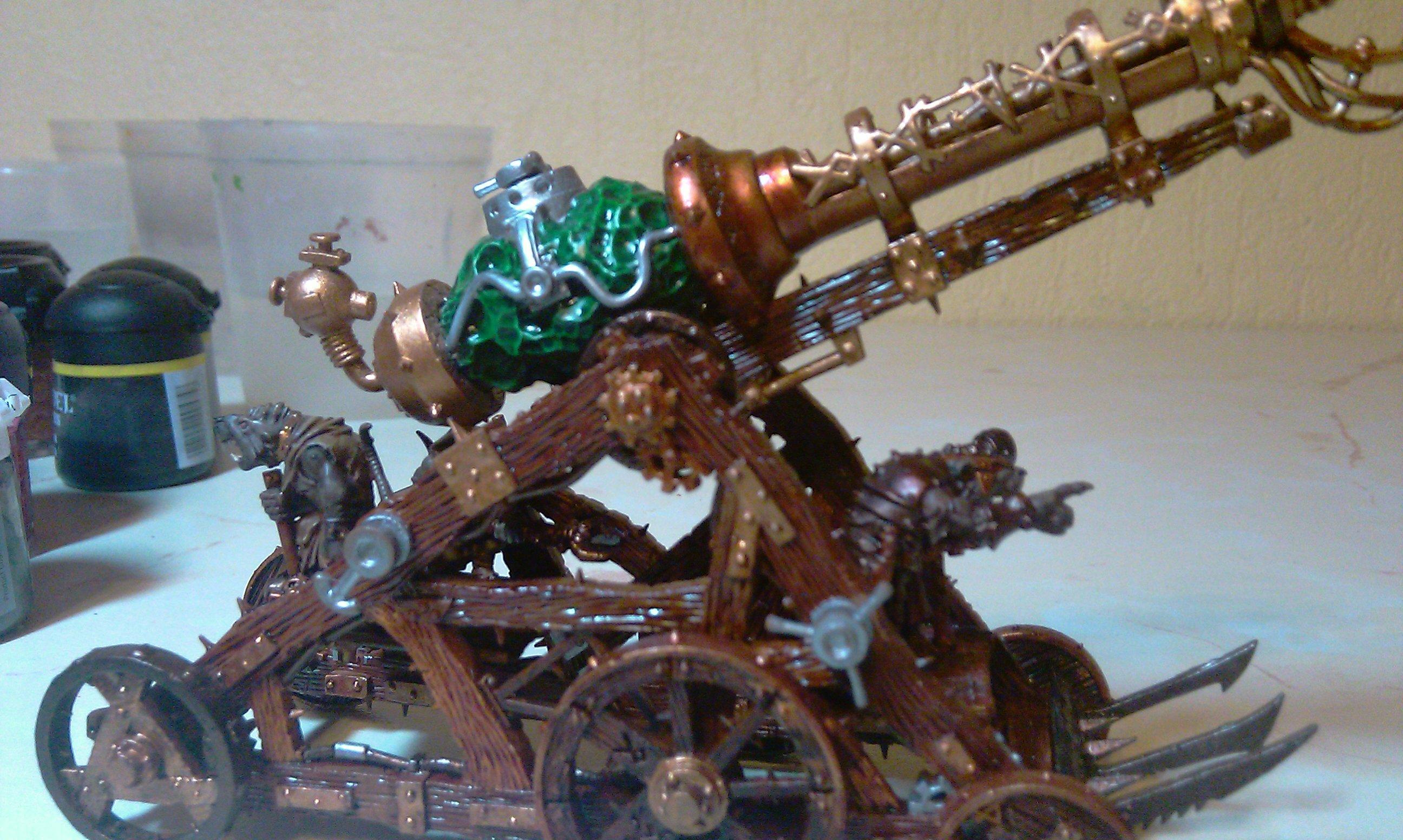 Skaven, Warhammer Fantasy, Warmachine, Warp Stone