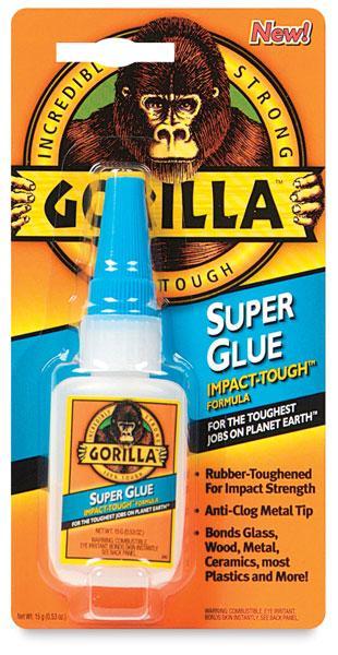 Glue, Glue And You, Gorilla Glue Superglue