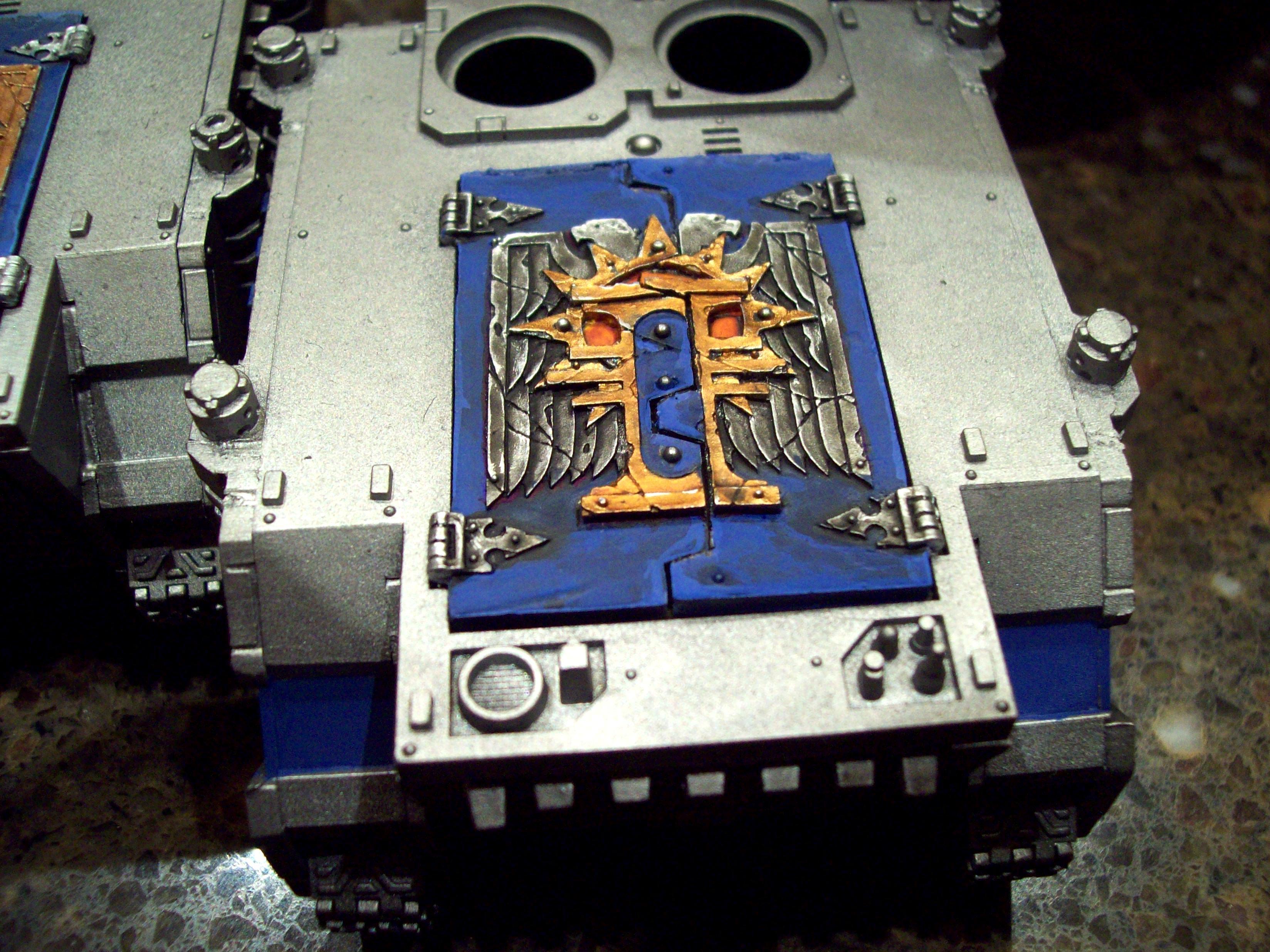 Adepticon 2012, Grey Knights, Work In Progress