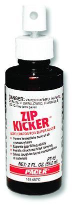 Glue And You, Kicker