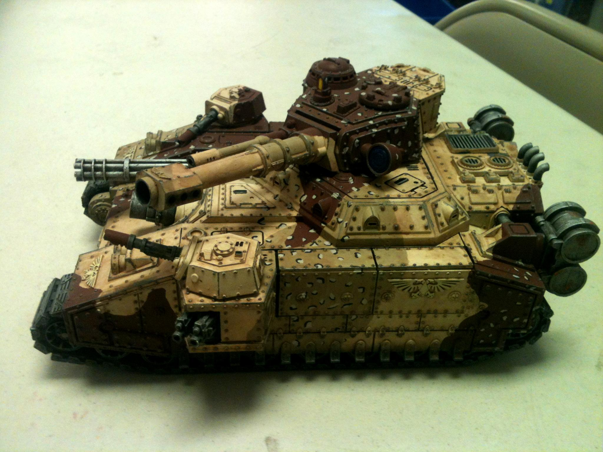 Baneblade, Imperial Guard, Warhammer 40,000