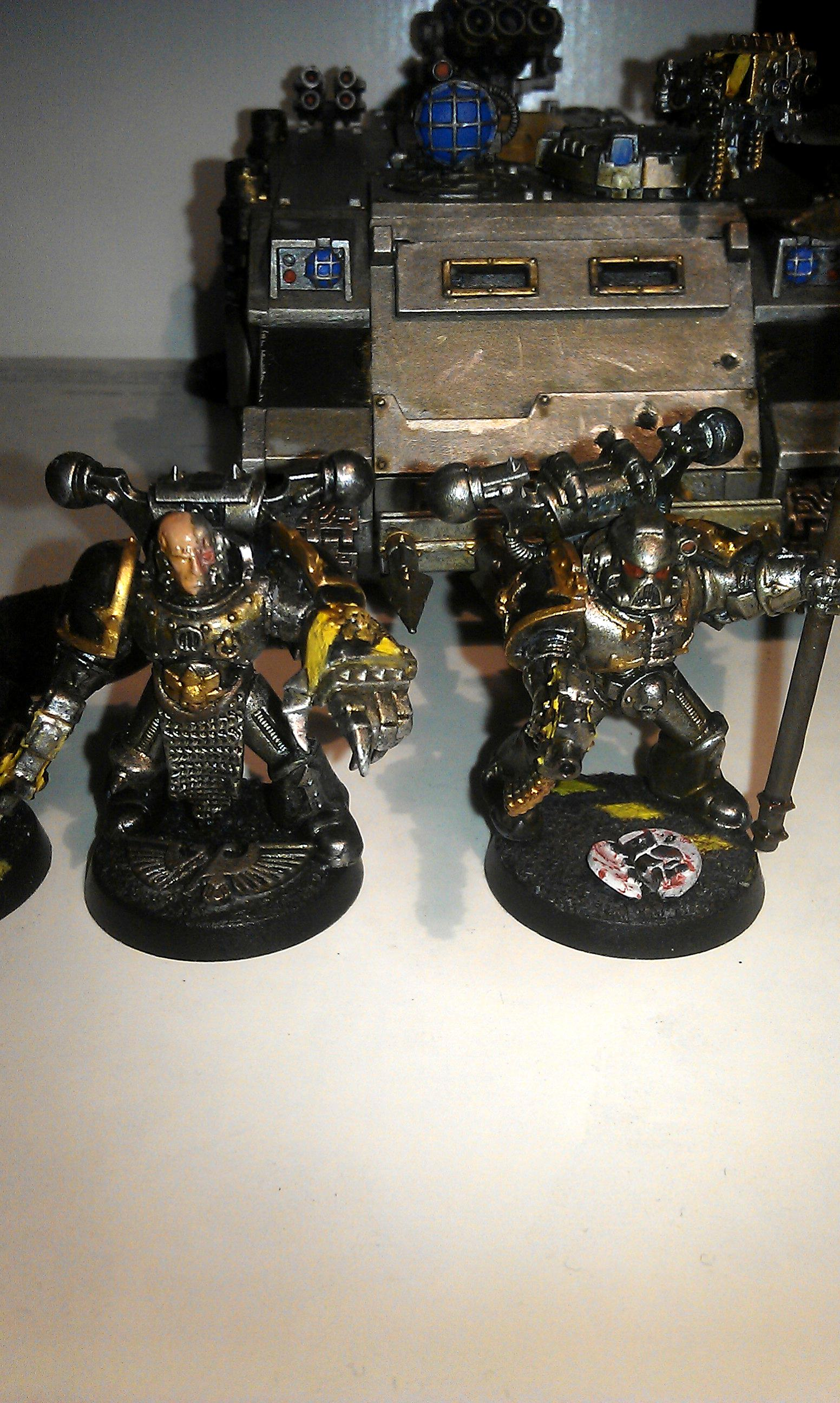 Chaos, Iron Warriors