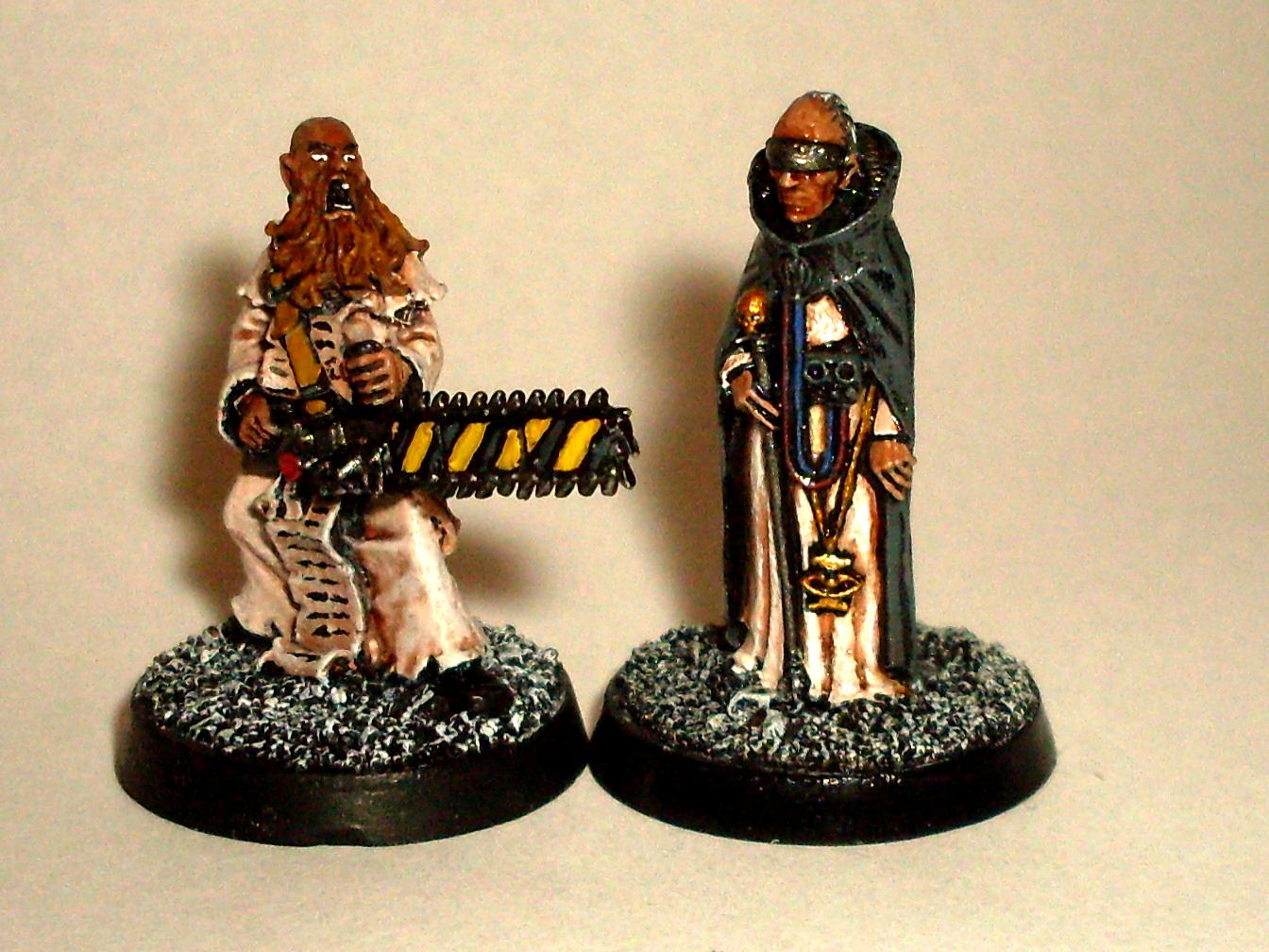 Astropath, Command, Eviscerator, Guard, Henchmen, Imperial, Inquisition, Ministorum, Priest
