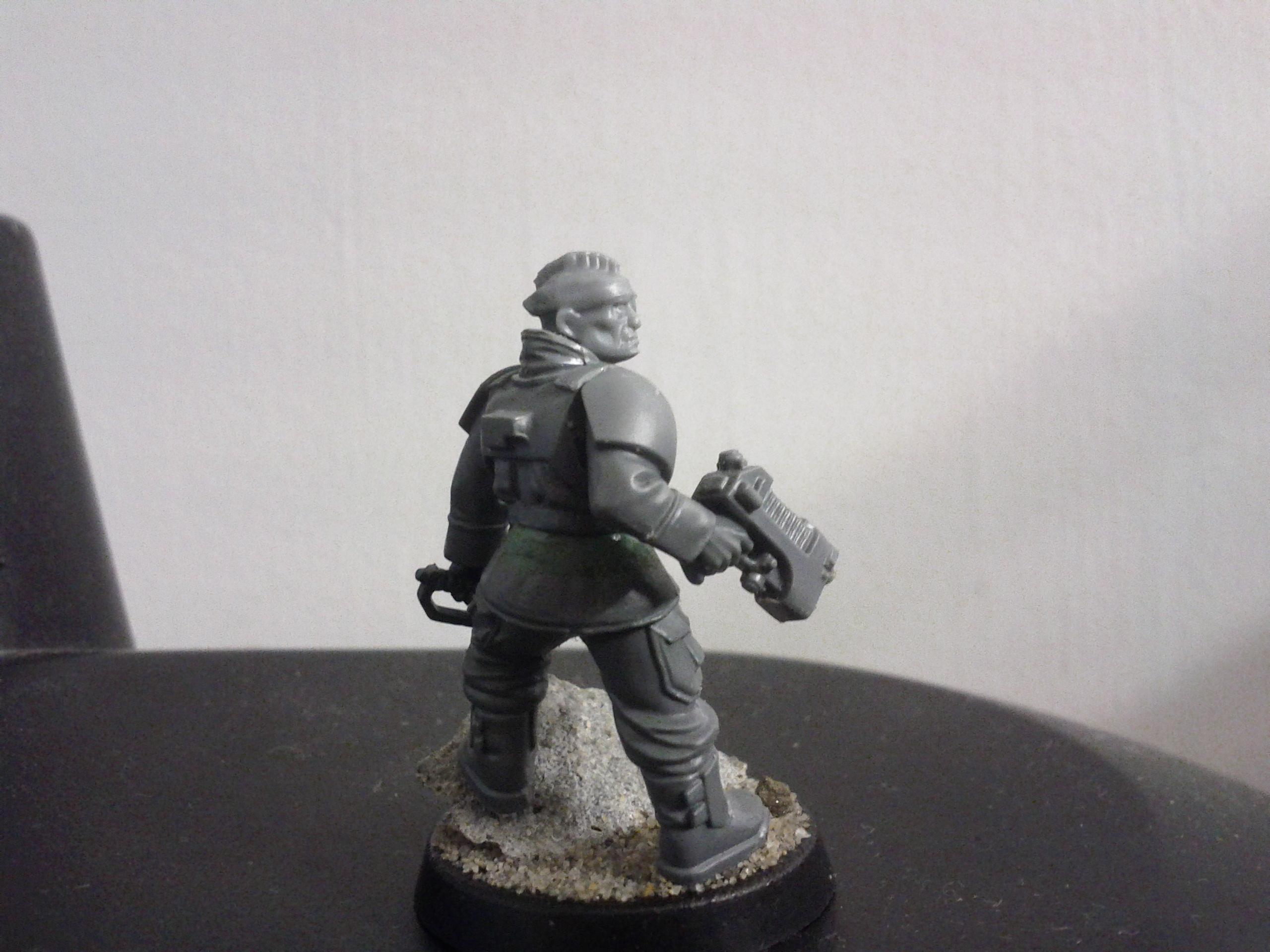Imperial Guard, Talon Unpainted 4