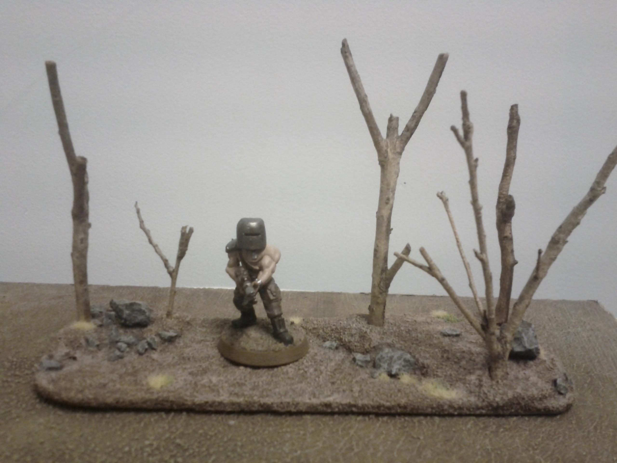 Tree Terrain 1