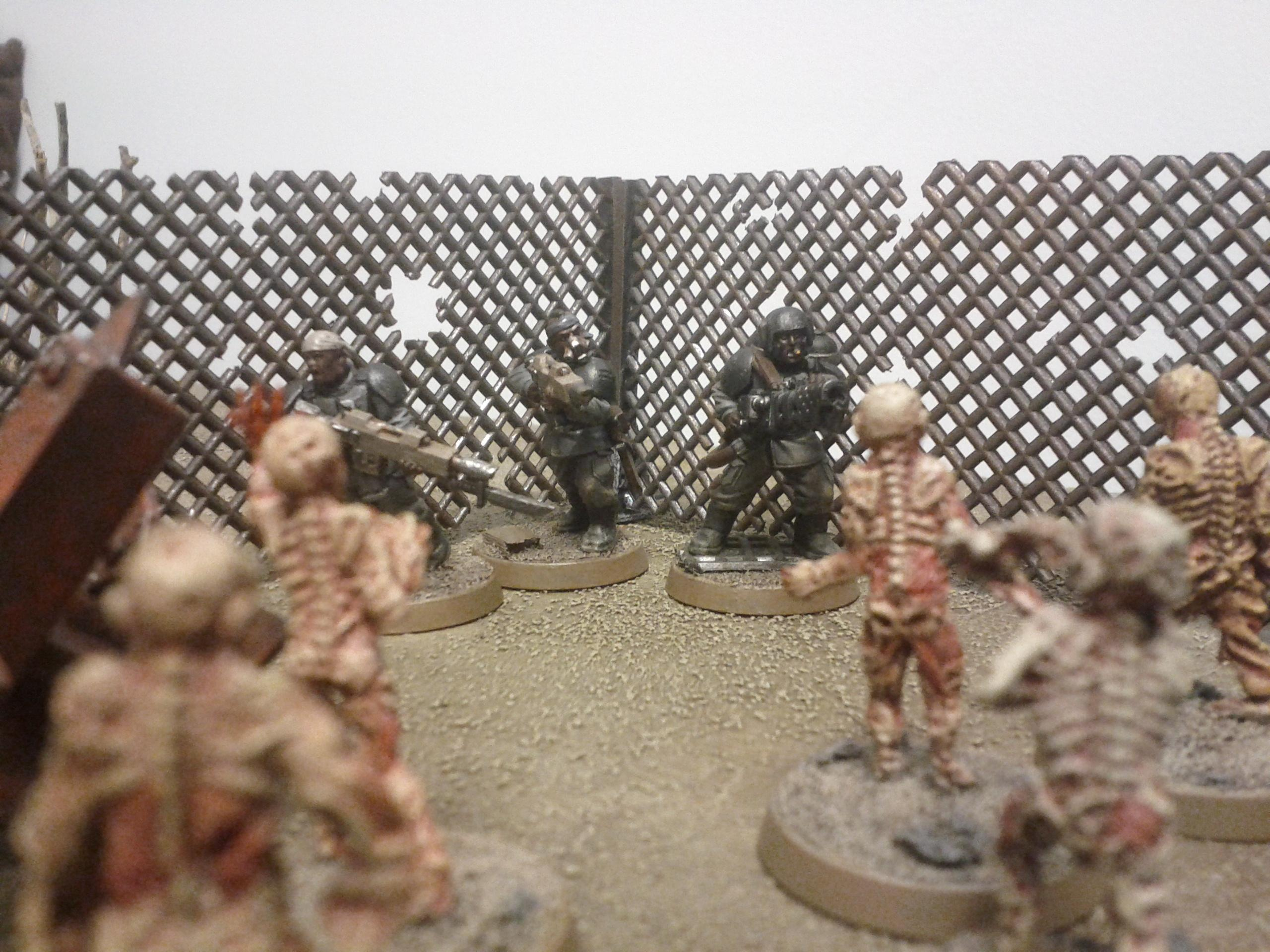 Zombie, Ghouls Vs Talon