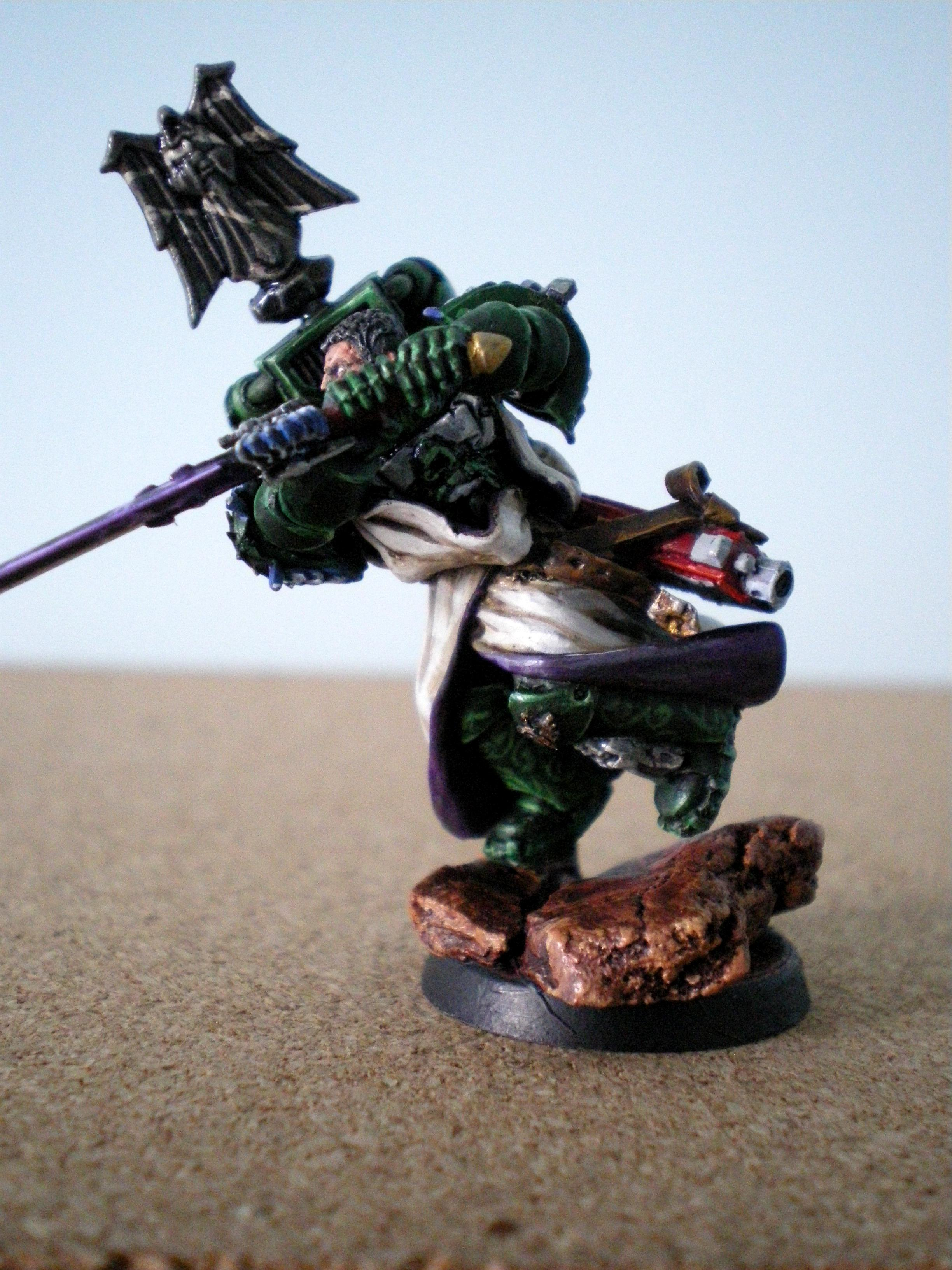 Azrael, Dark Angels, Veteran
