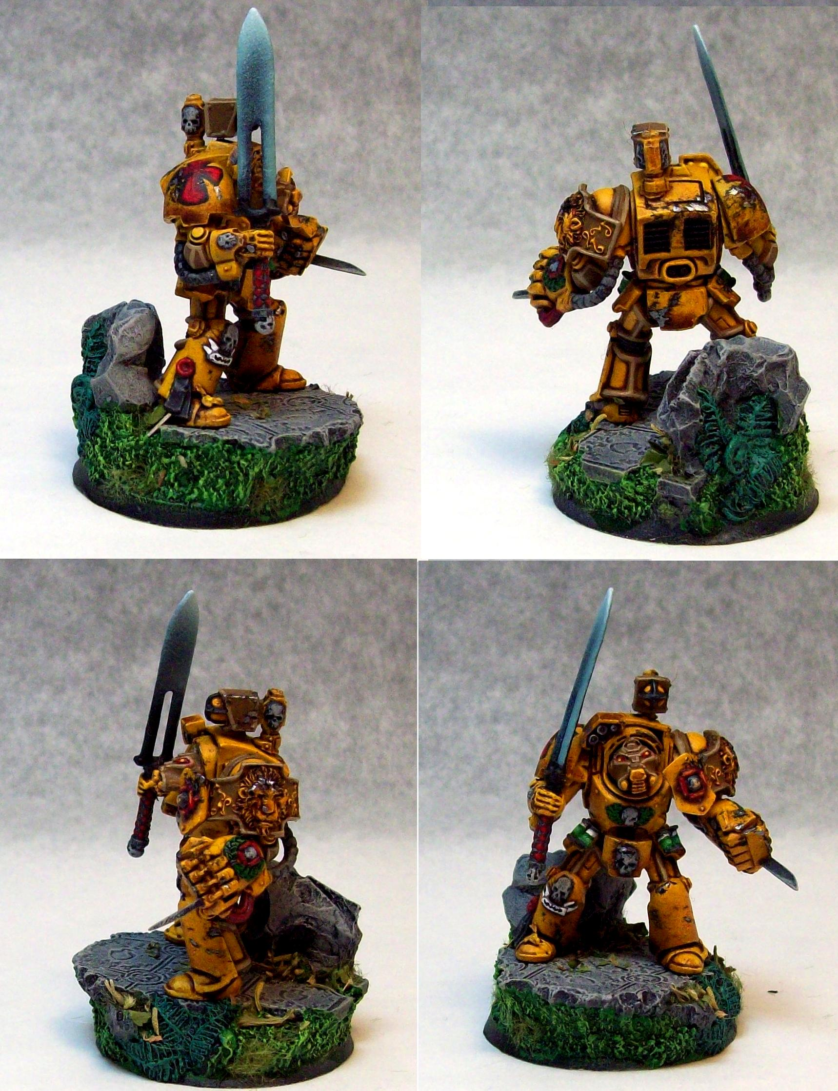 Sanguinary Priest, Space Marines