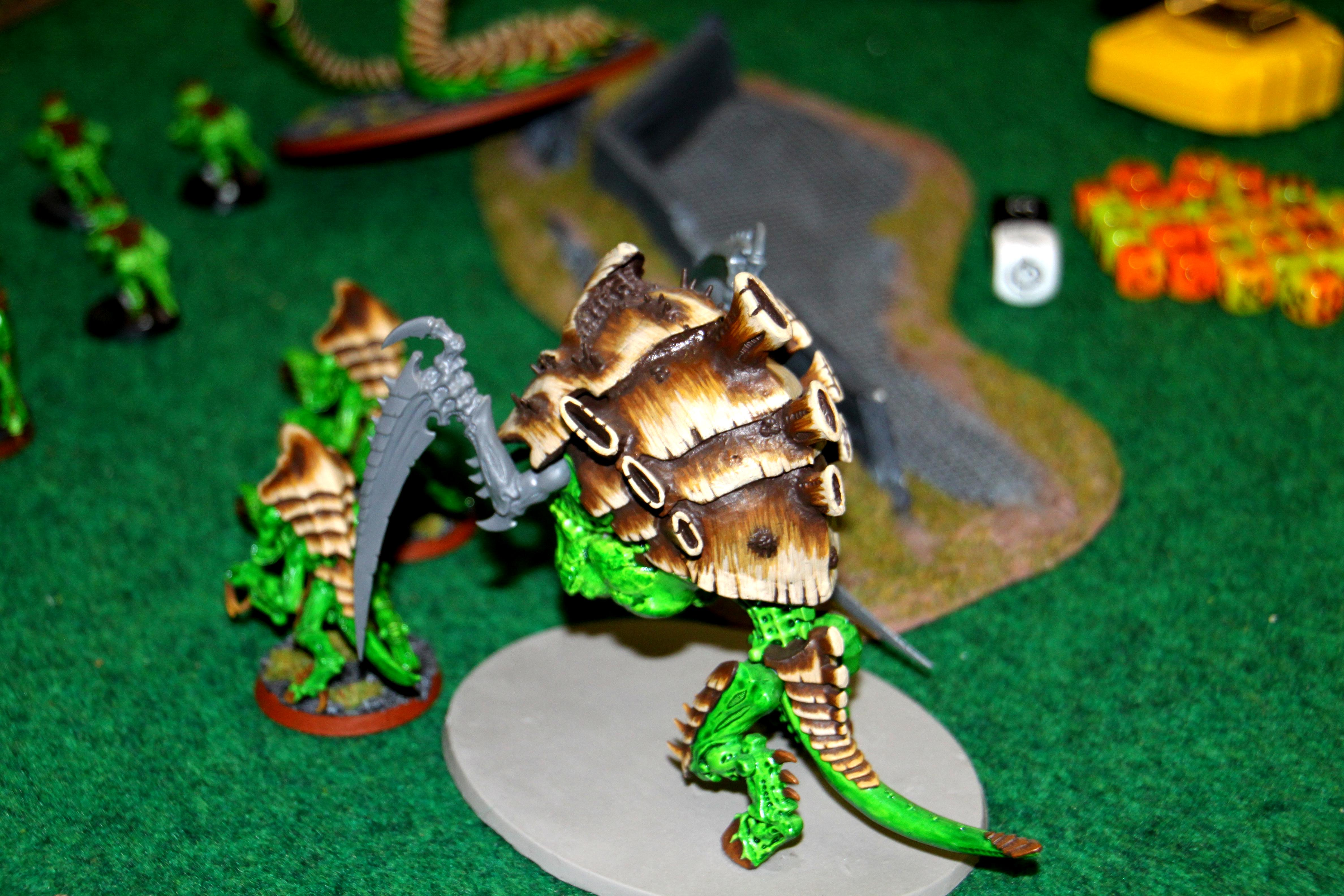 Endzone, Tournament, Warhammer 40,000
