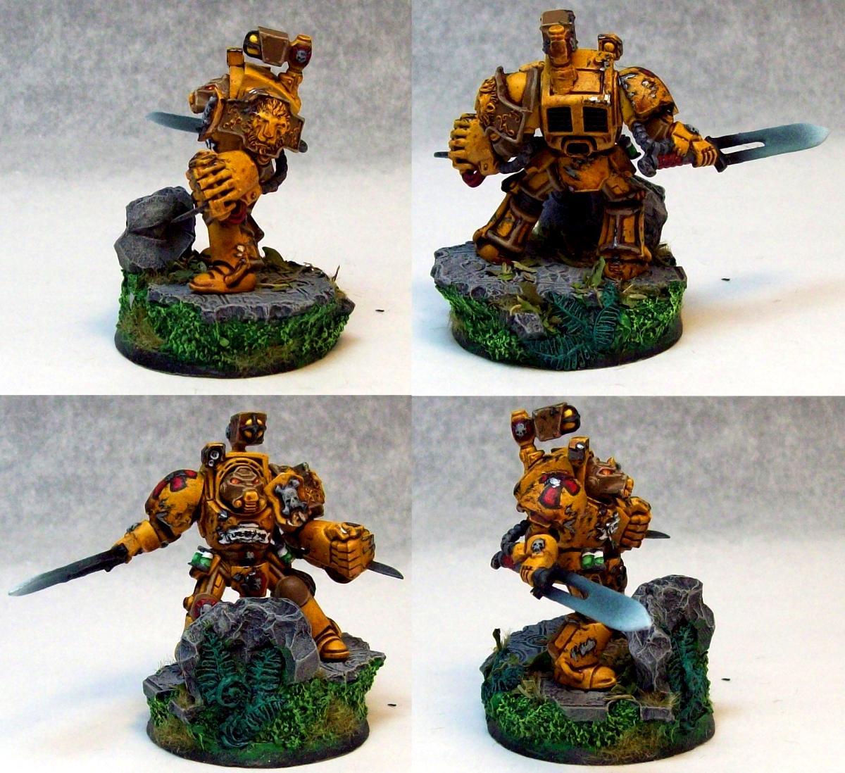 Sanguinary Priest, Space Marines, Warhammer 40 K