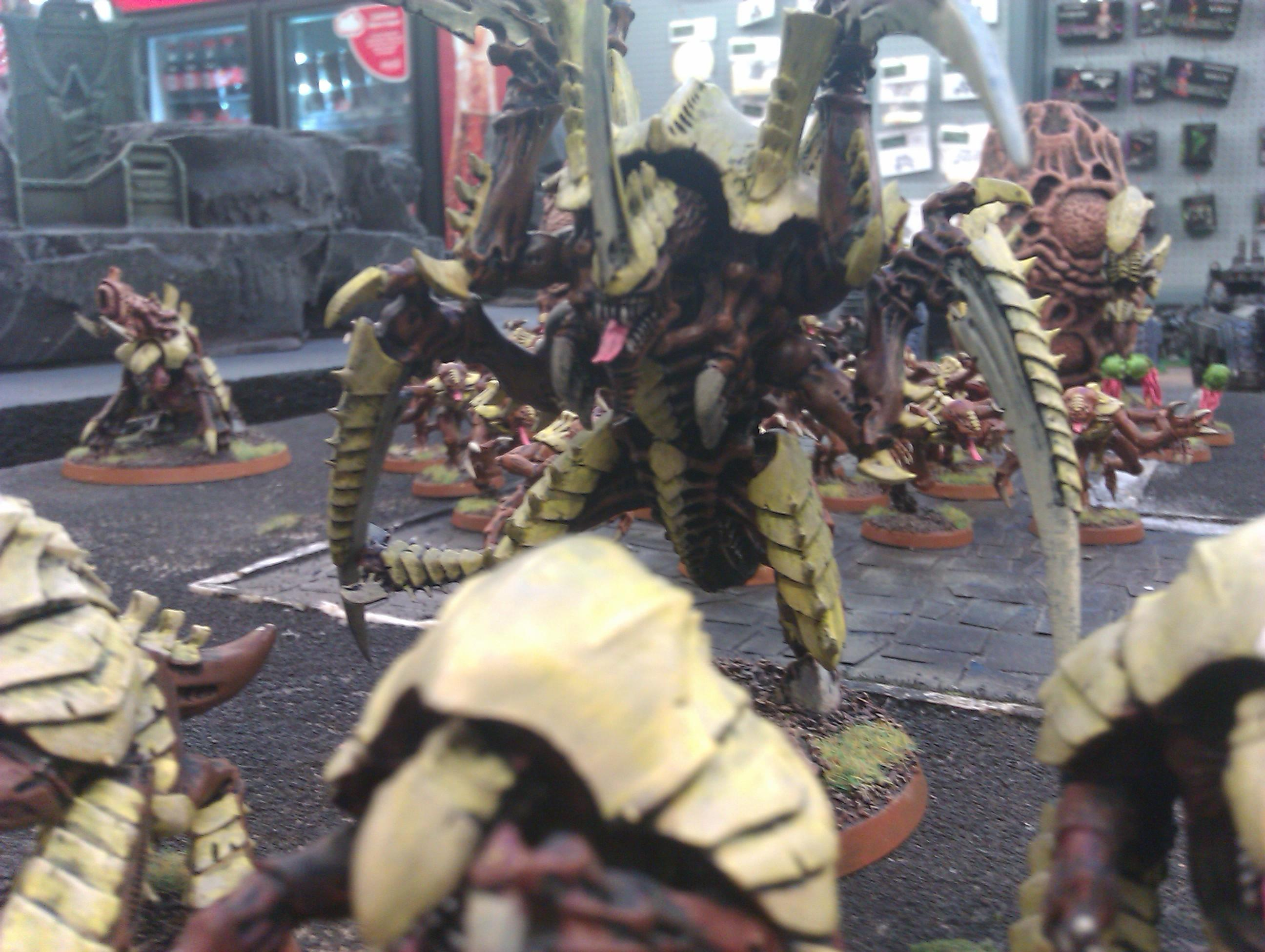Battle Report, Imperial Guard, Pdf, Space Marines, Tyranids, Ultramarines