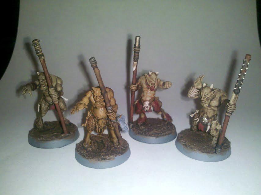 Beastmen, Grey Knights, Psykers, Warhammer 40,000
