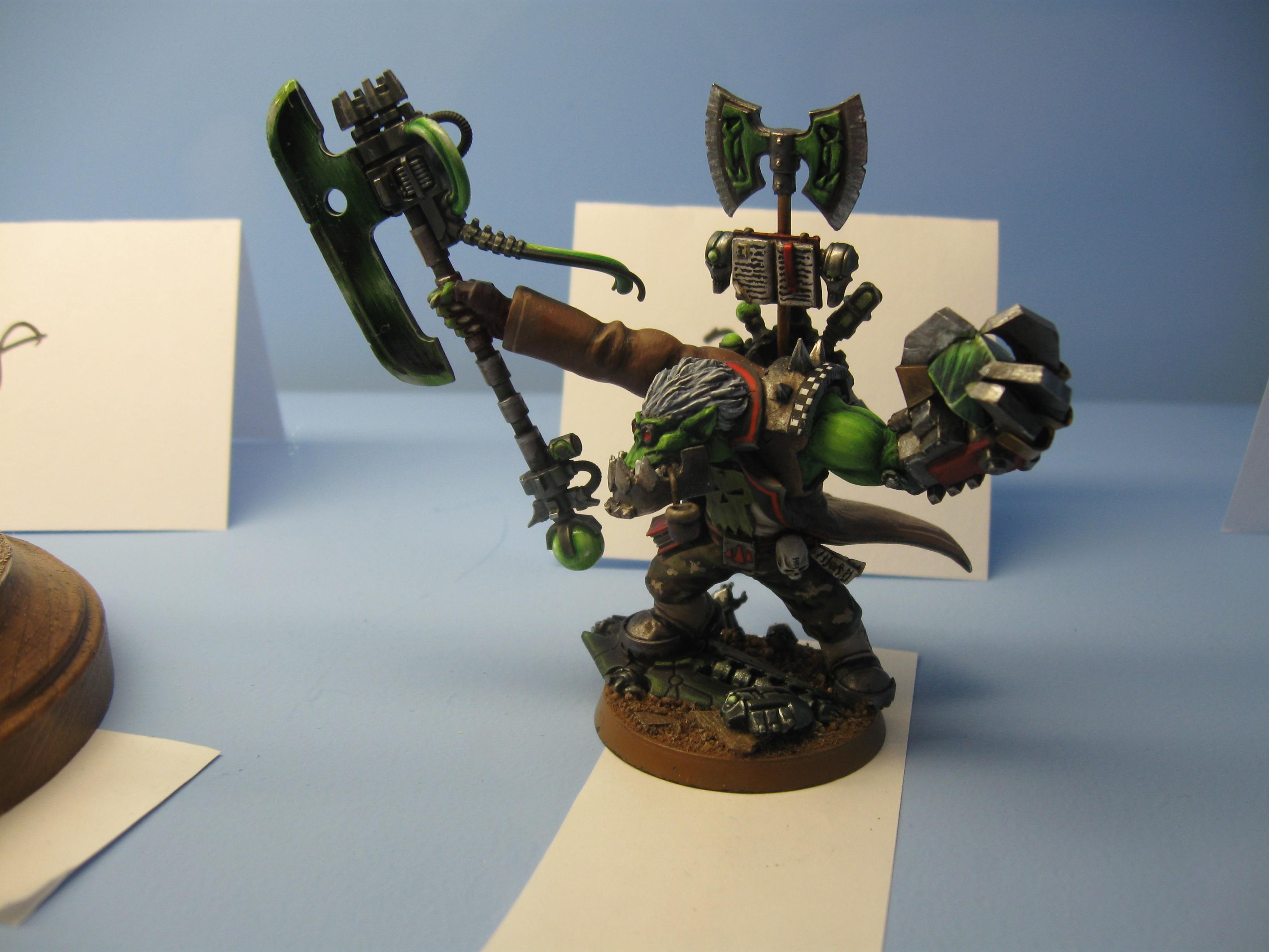 Adepticon 2012, Orks