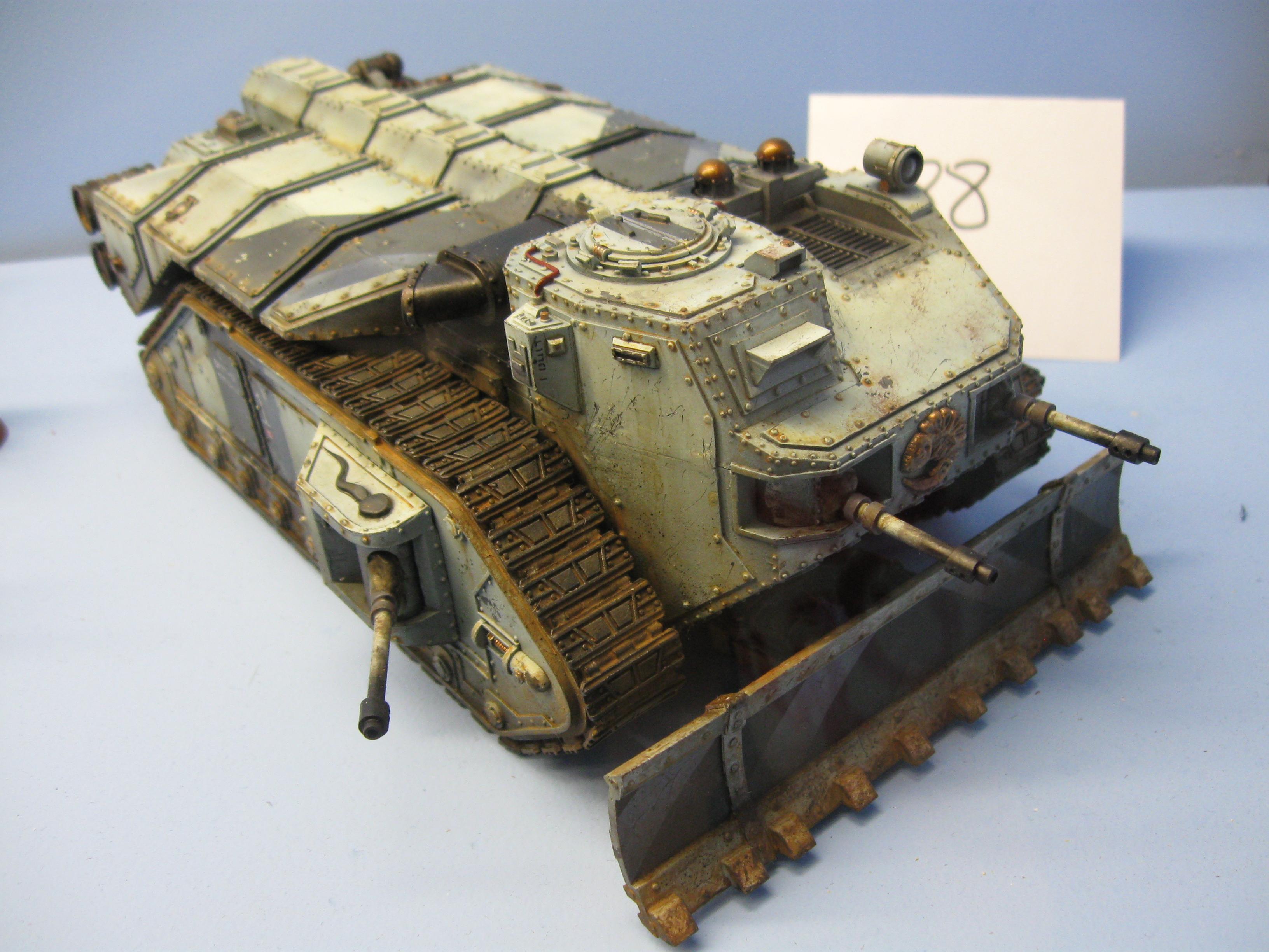 Adepticon 2012, Astra, Astra Militarum, Forge World, Gorgon, Iceangel, Imperial Guard, Super-heavy, Transport, Warhammer 40,000