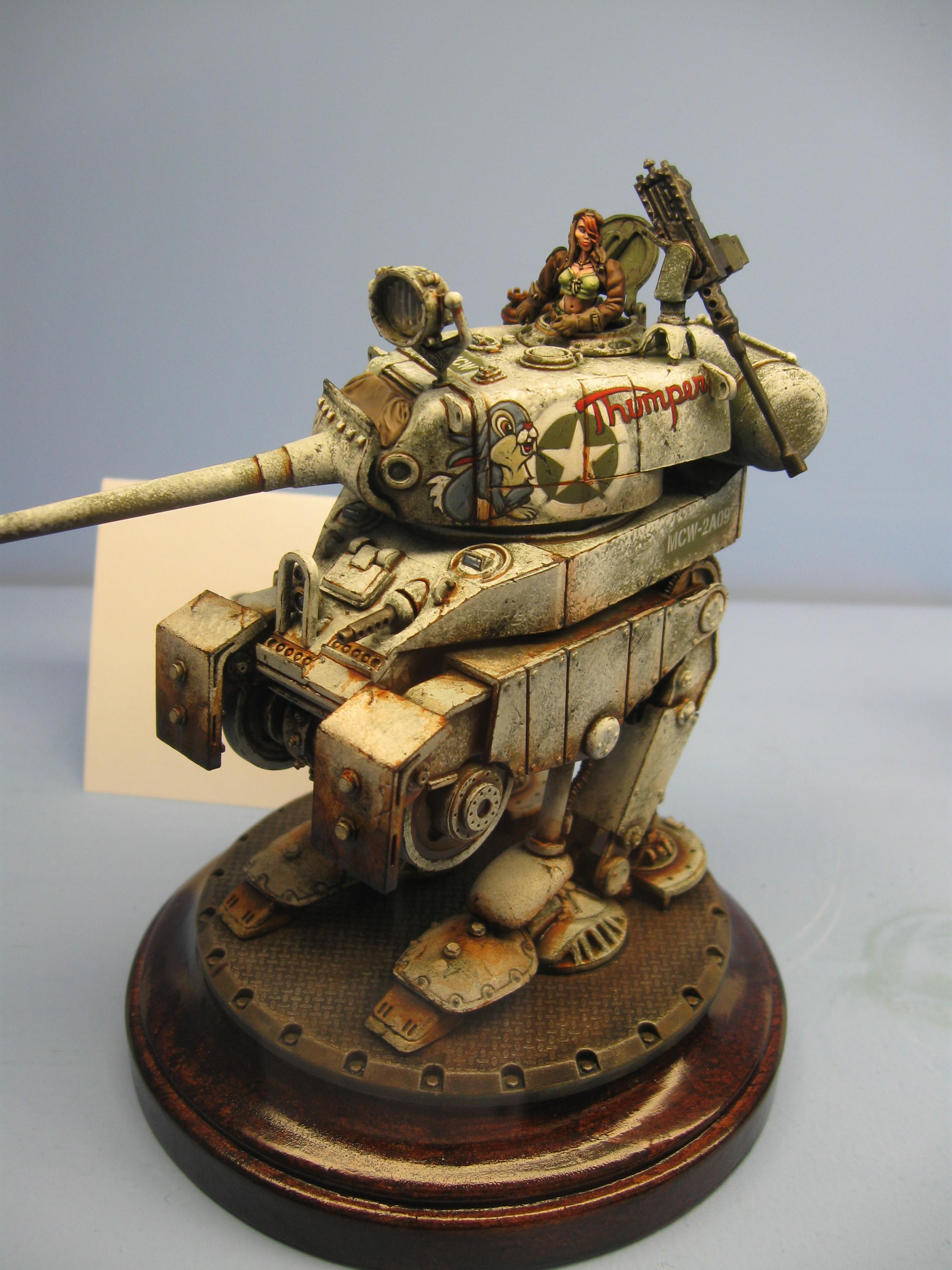 Adepticon 2012, Dust Tactics, Dust Warfare, Weird War 2