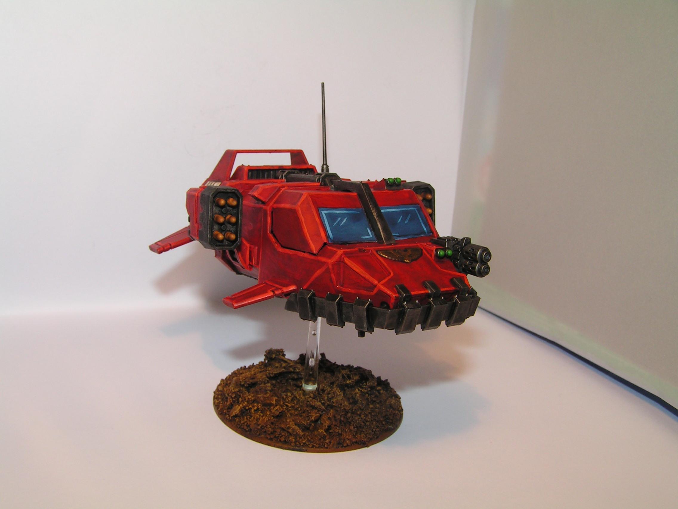 Conversion, Land Speeder