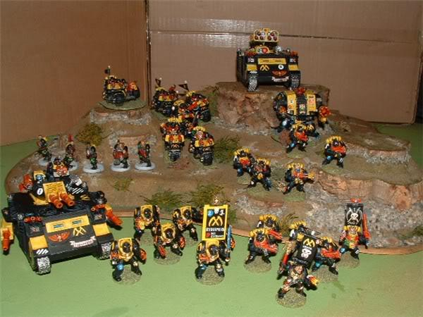 Scythes Of The Emperor, Space Marines, Warhammer 40,000