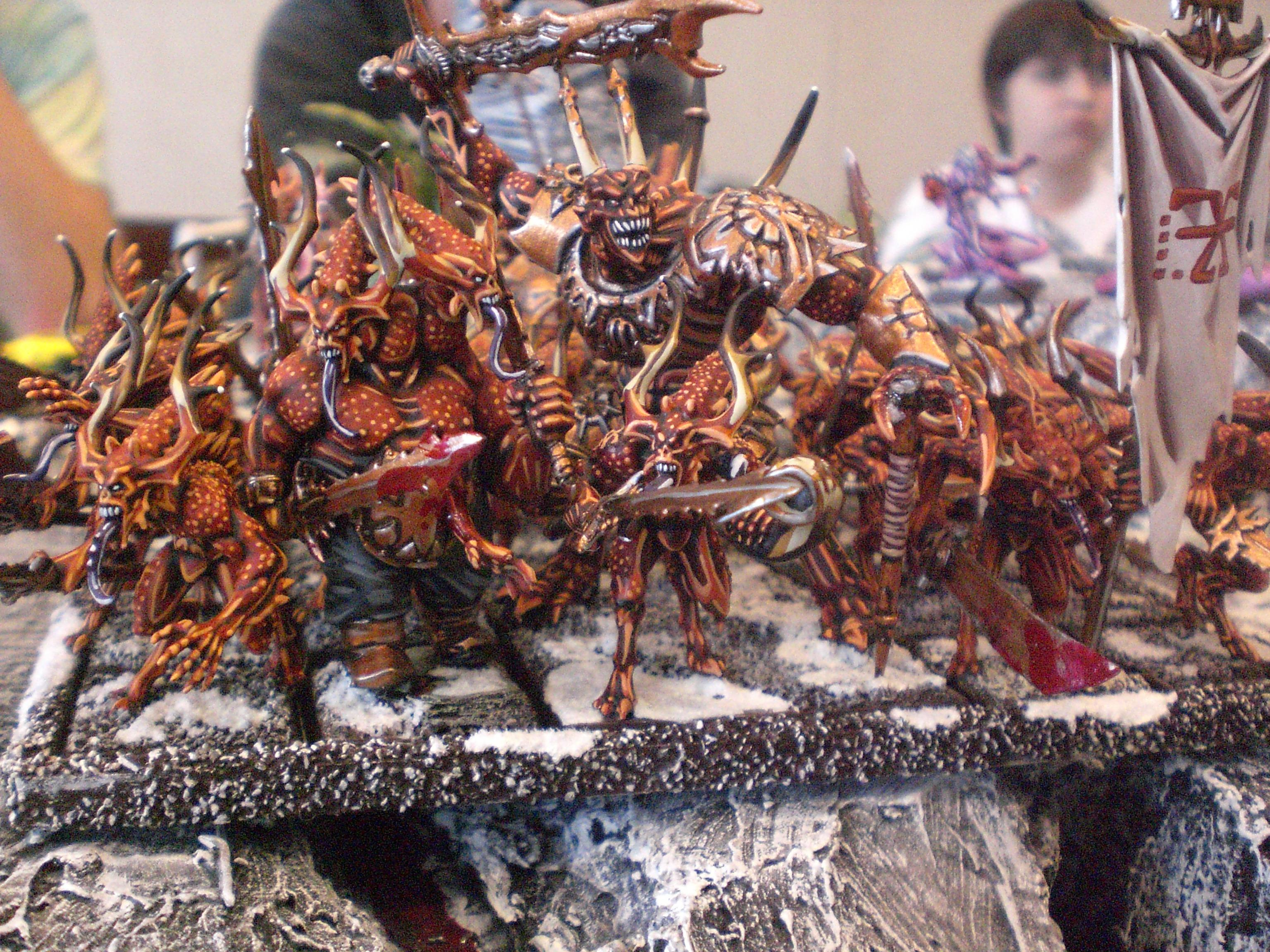 Assault, Chaos, Daemons, Evil, Khonr. Bloodletter, Red