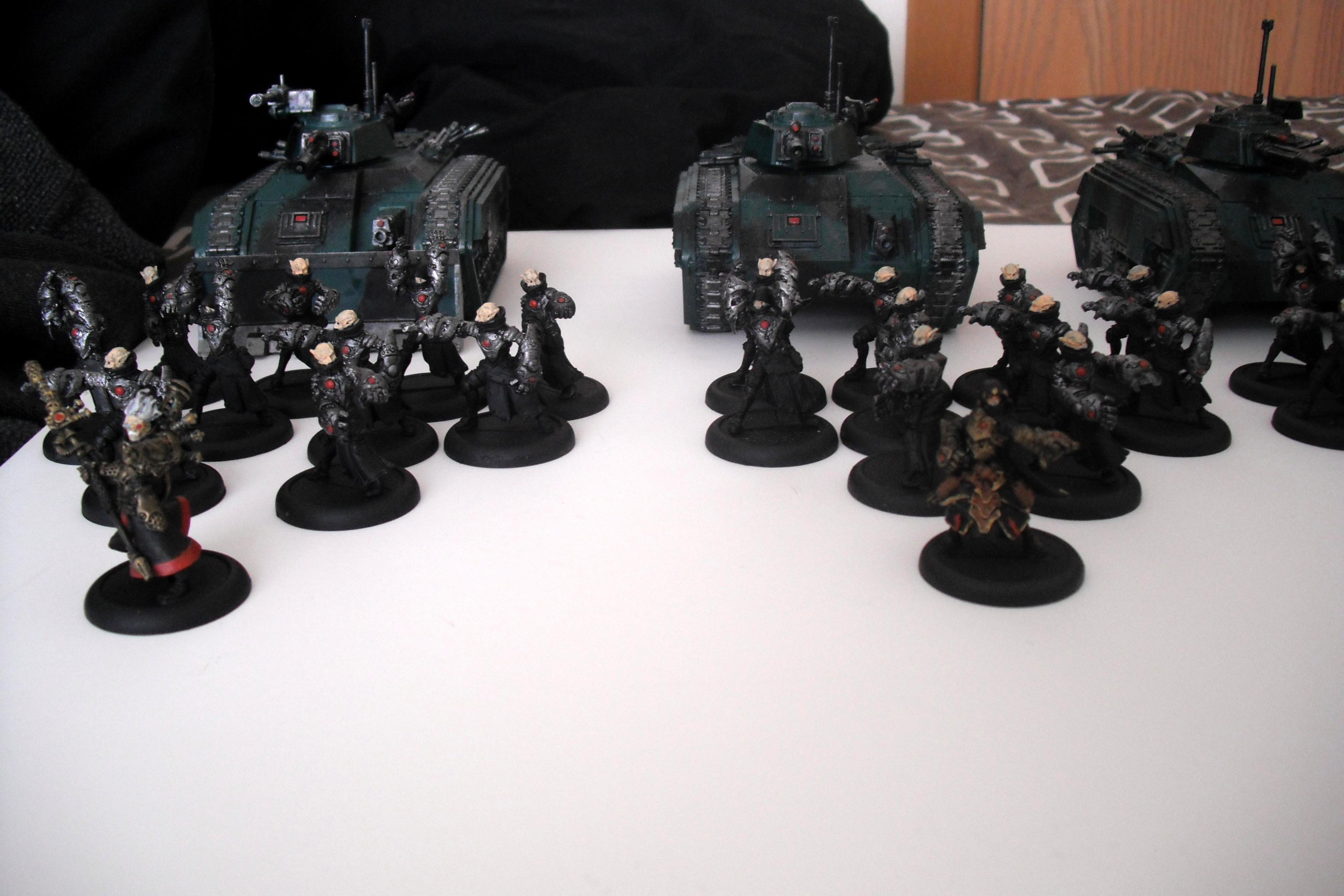 Imperial Guard, Psykers, Warhammer 40,000