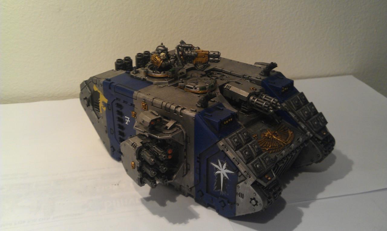 Astral Claws, Badab War, Crusader, Forge World, Land Raider, Space Marines, Warhammer 40,000