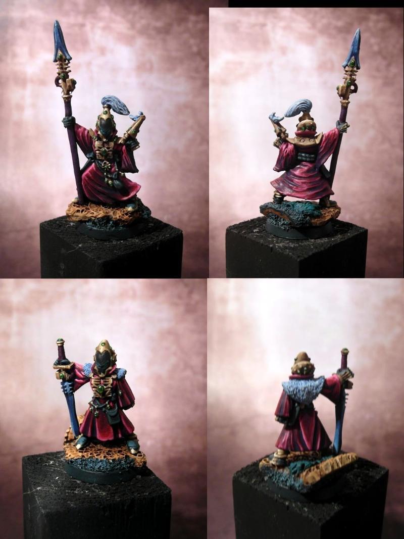 Aosol, Eldar, Warhammer 40,000, Warlock