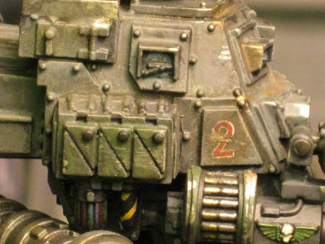 Detail, Guard, Imperial, Sentinel, Side, Warhammer 40,000