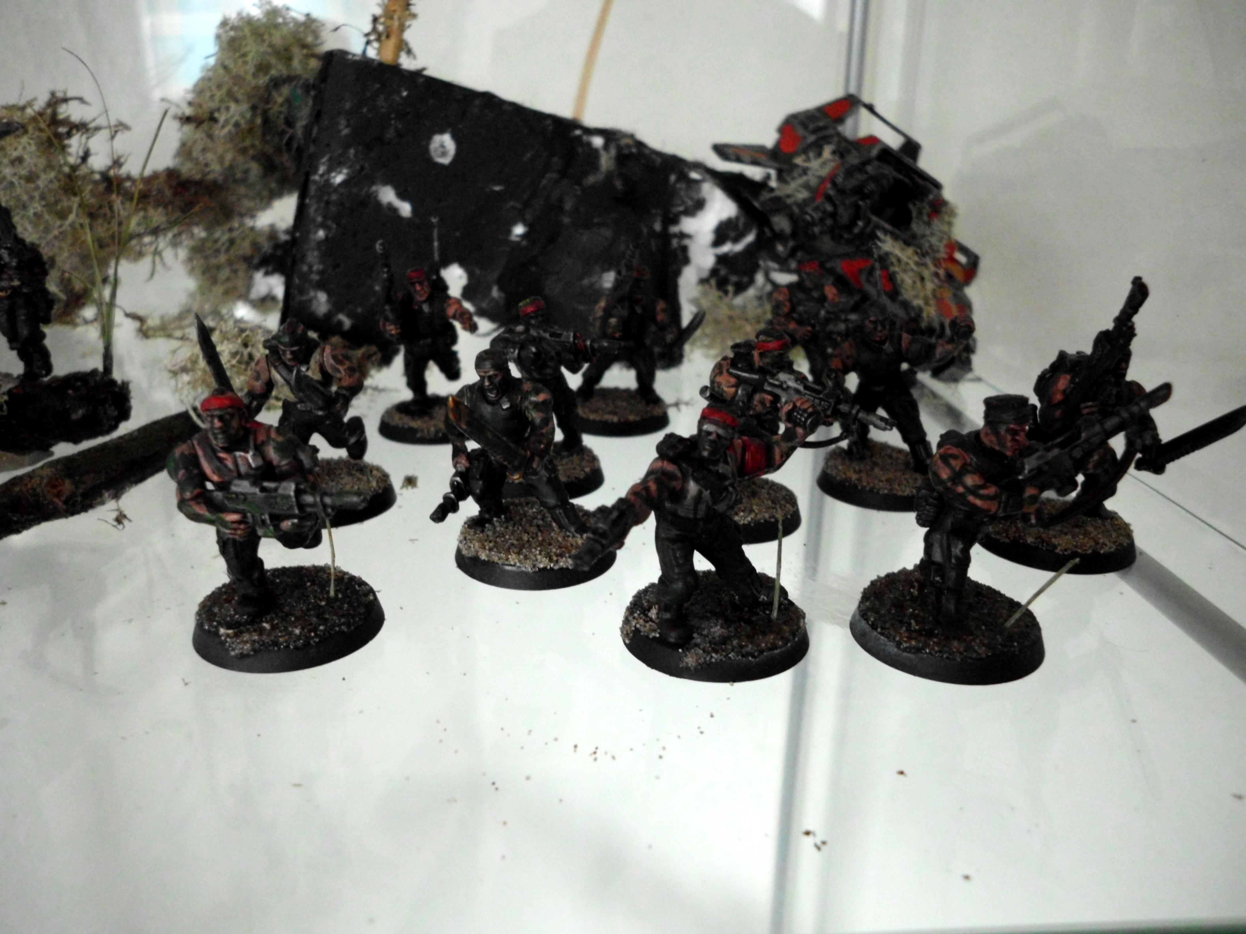 Catachan, Warhammer 40,000