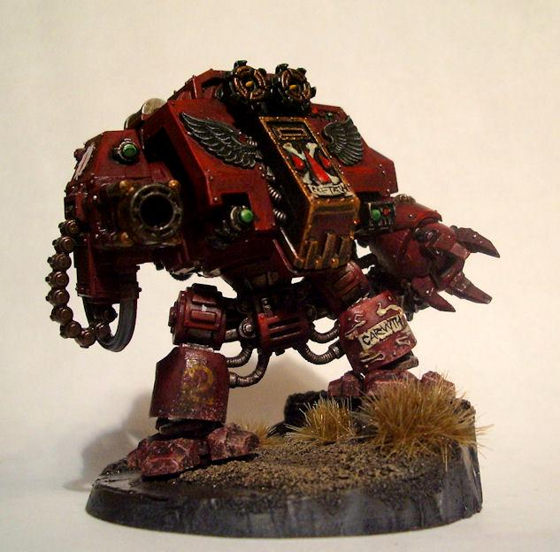 Blood Angels, Dreadnought, Furioso, Warhammer 40,000