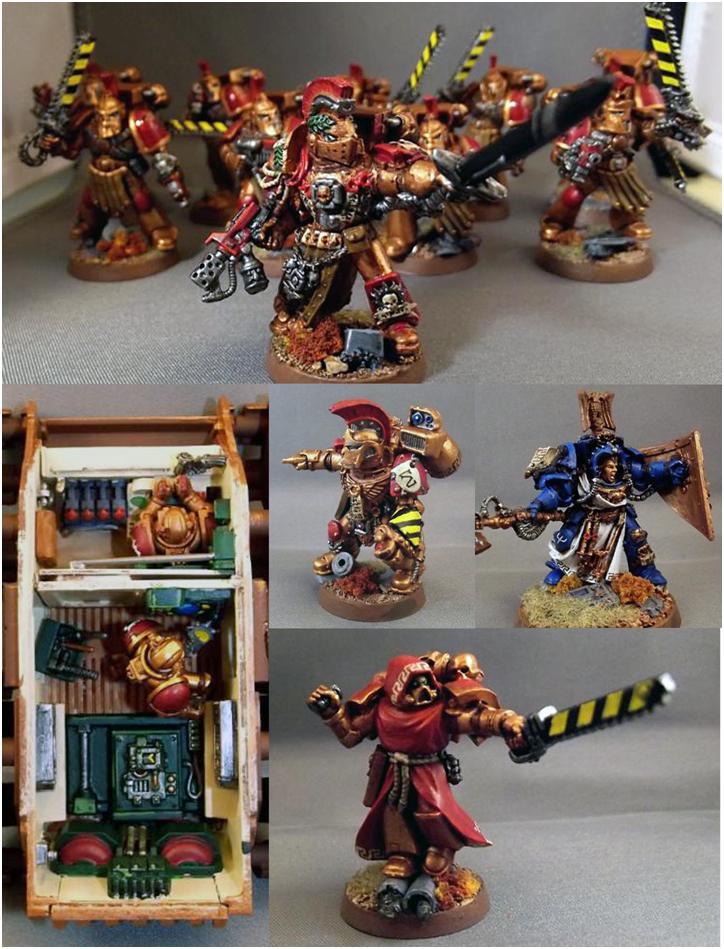 Adepticon, Badab War, Minotaurs, Space Marines, Team Tournament, Warhammer 40,000