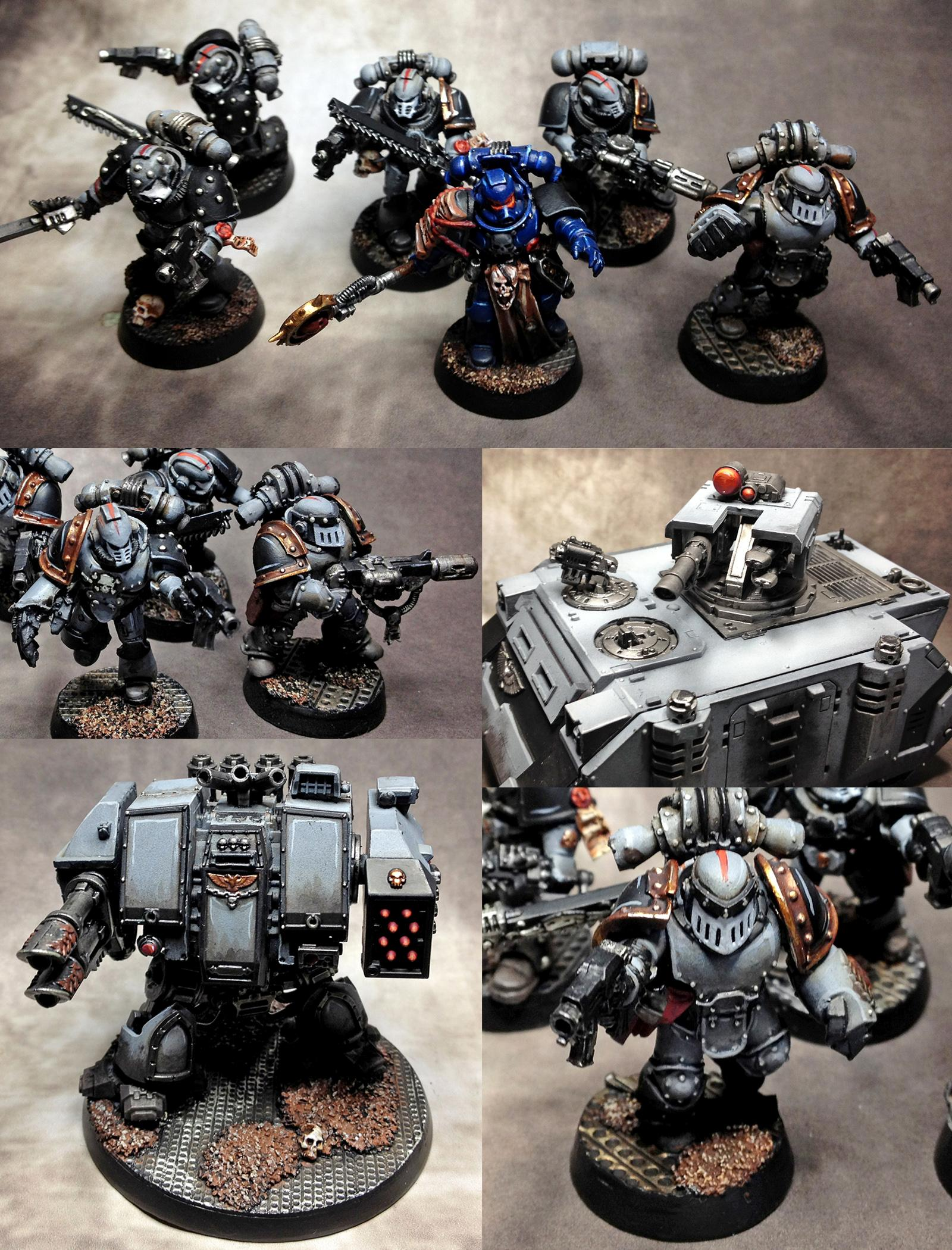 Adepticon, Badab War, Carcharodons, Space Marines, Space Sharks, Team Tournament, Warhammer 40,000