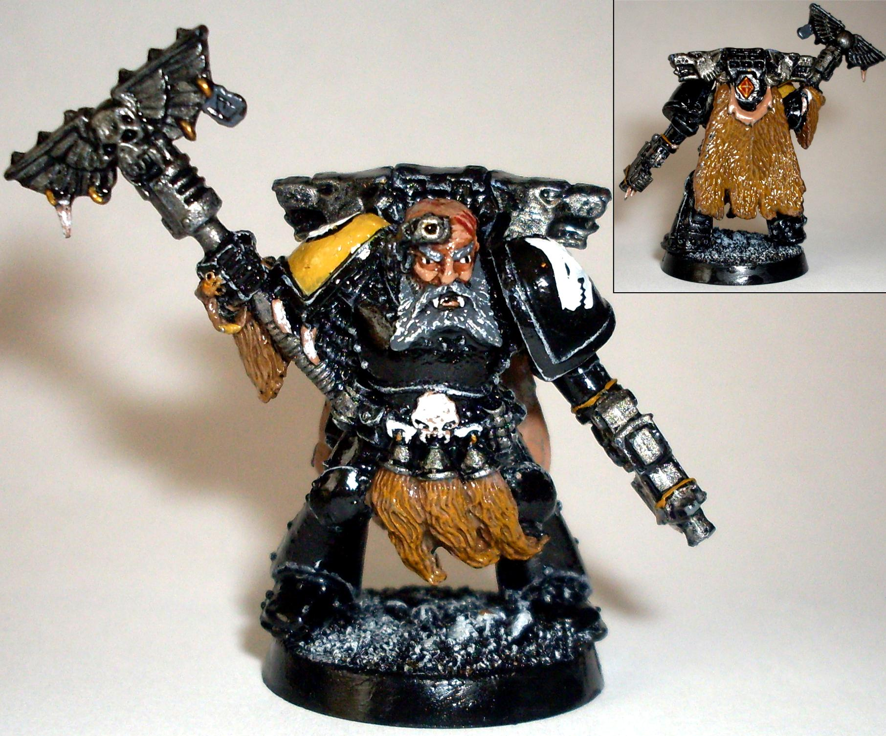 Conversion, Space Wolves, Wolf Guard, Wolf Priest