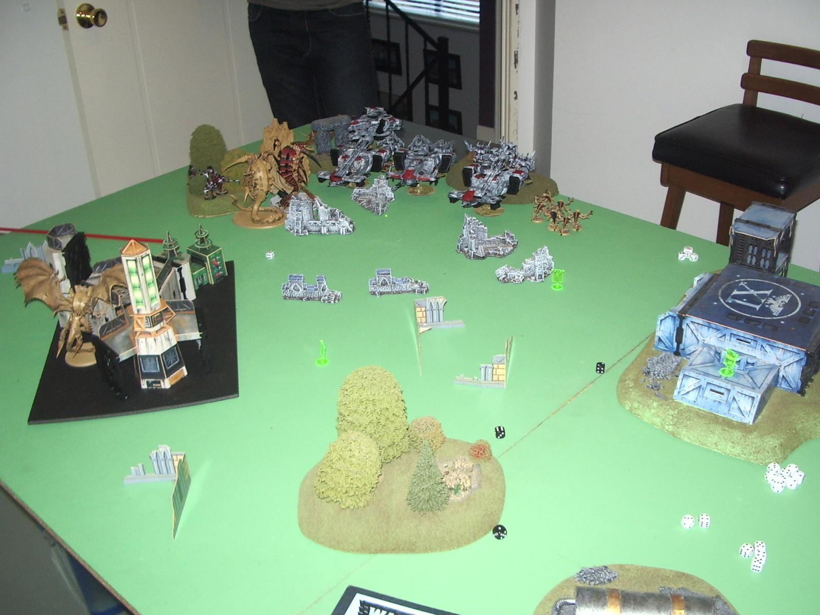 Game 2 T2 Tyranids
