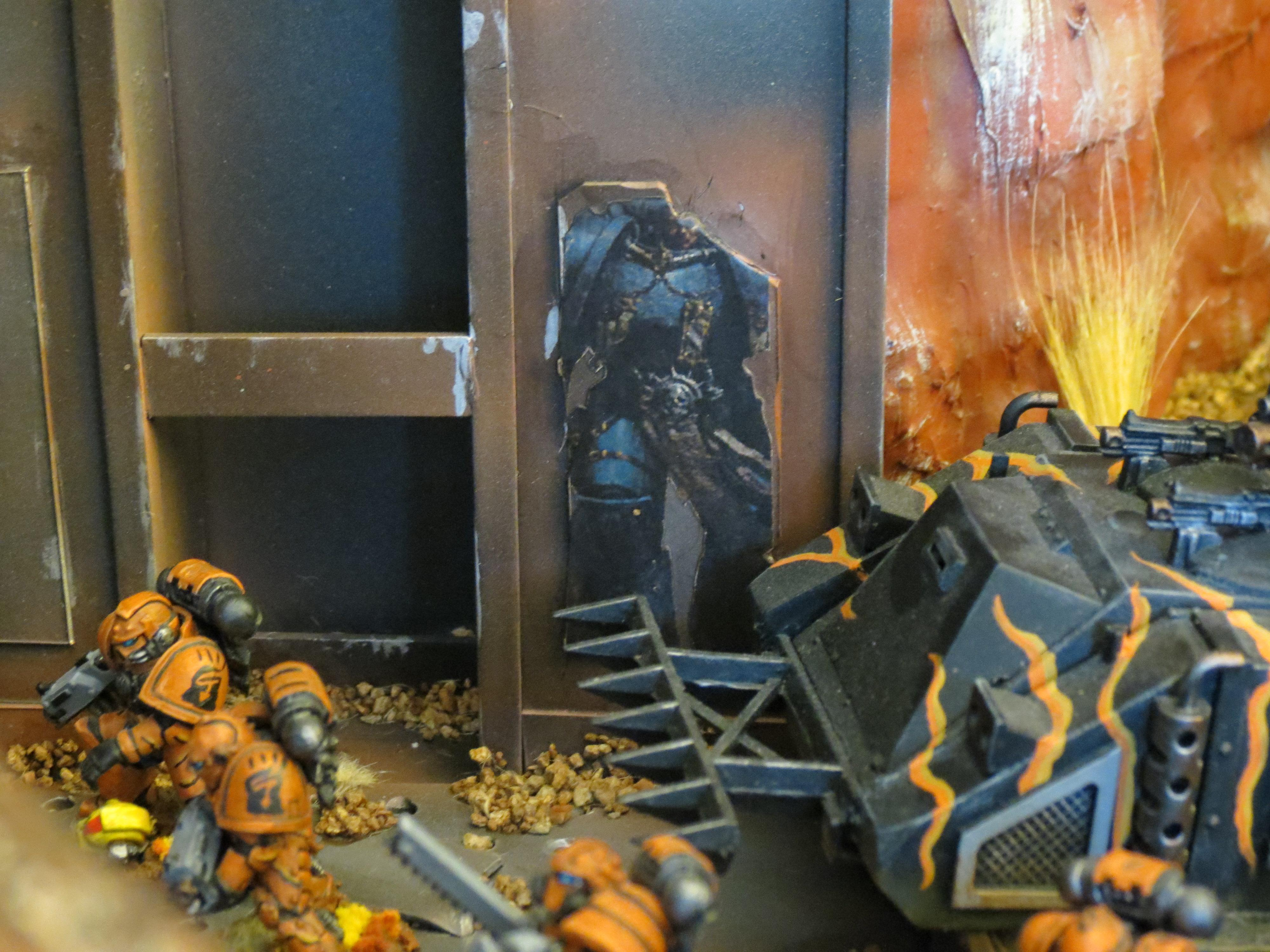 Adepticon 2012, Space Marines, Tigers Claws