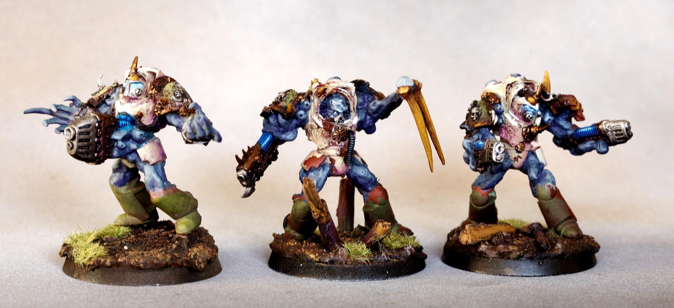 Chaos, Conversion, Death Guard