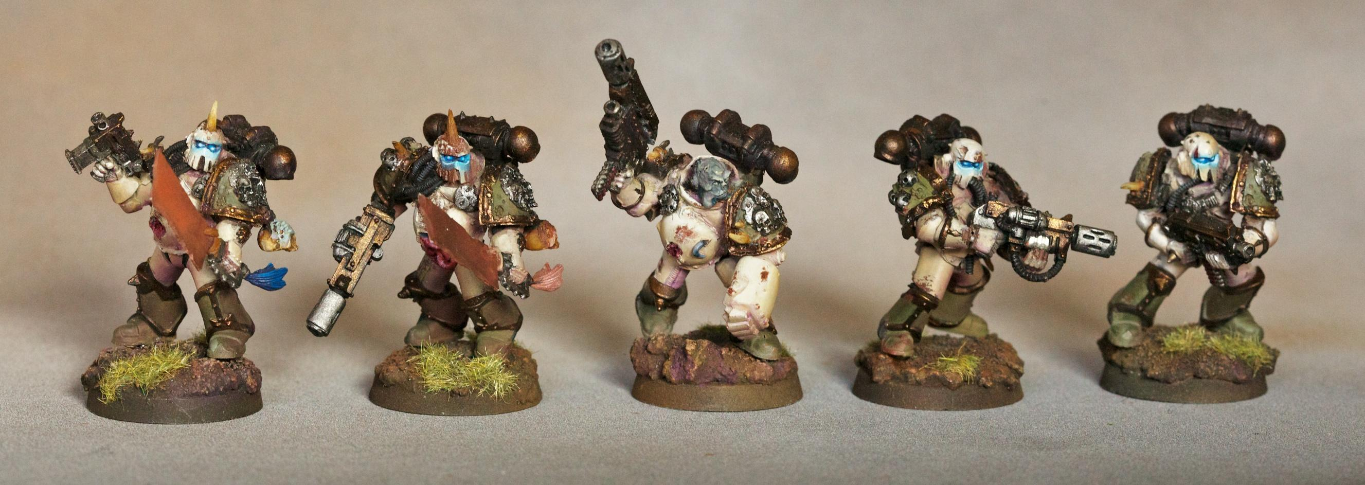 Death Gaurd, Nurgle, Plague
