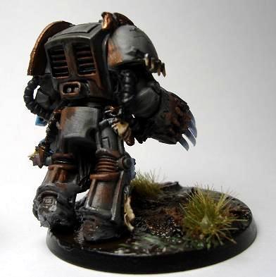 Skyrar's Dark Wolves, Wolf Guard