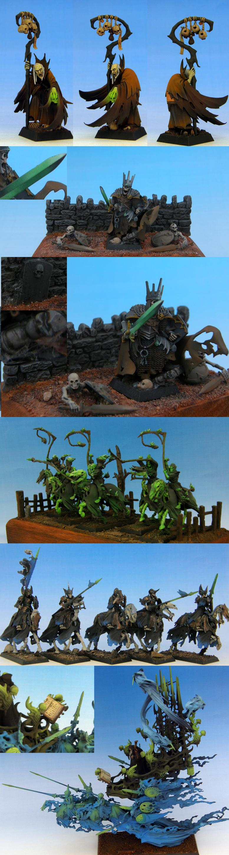 Necromancer, Undead, Vampire Counts